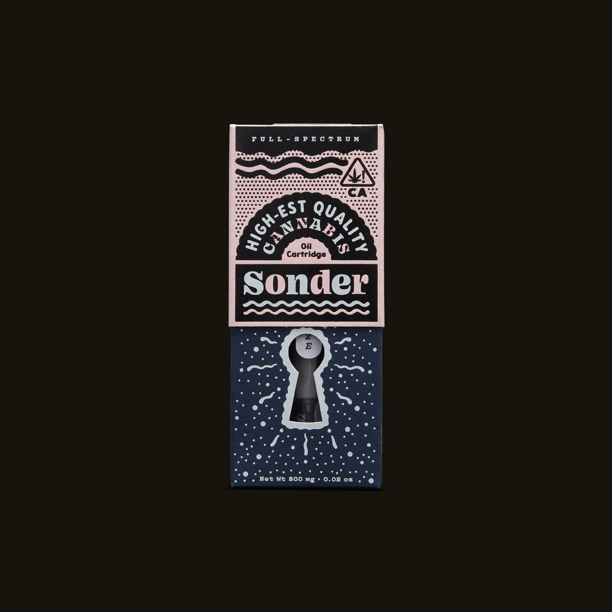 Strong Vape Pen by Sonder