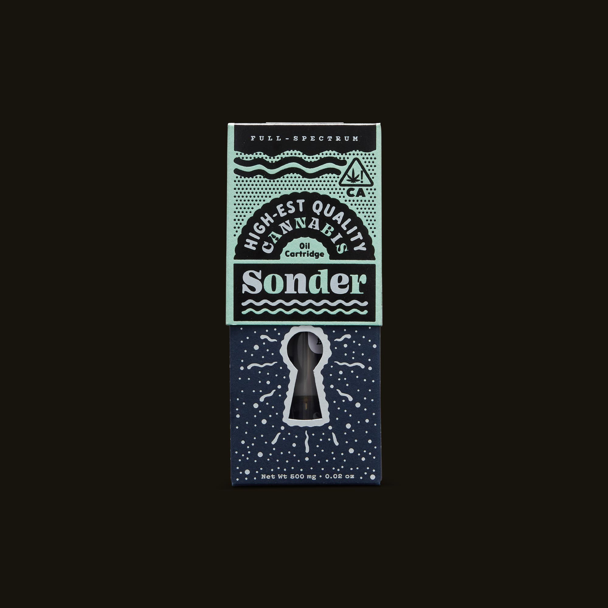Cartridge Vape Pen by Sonder