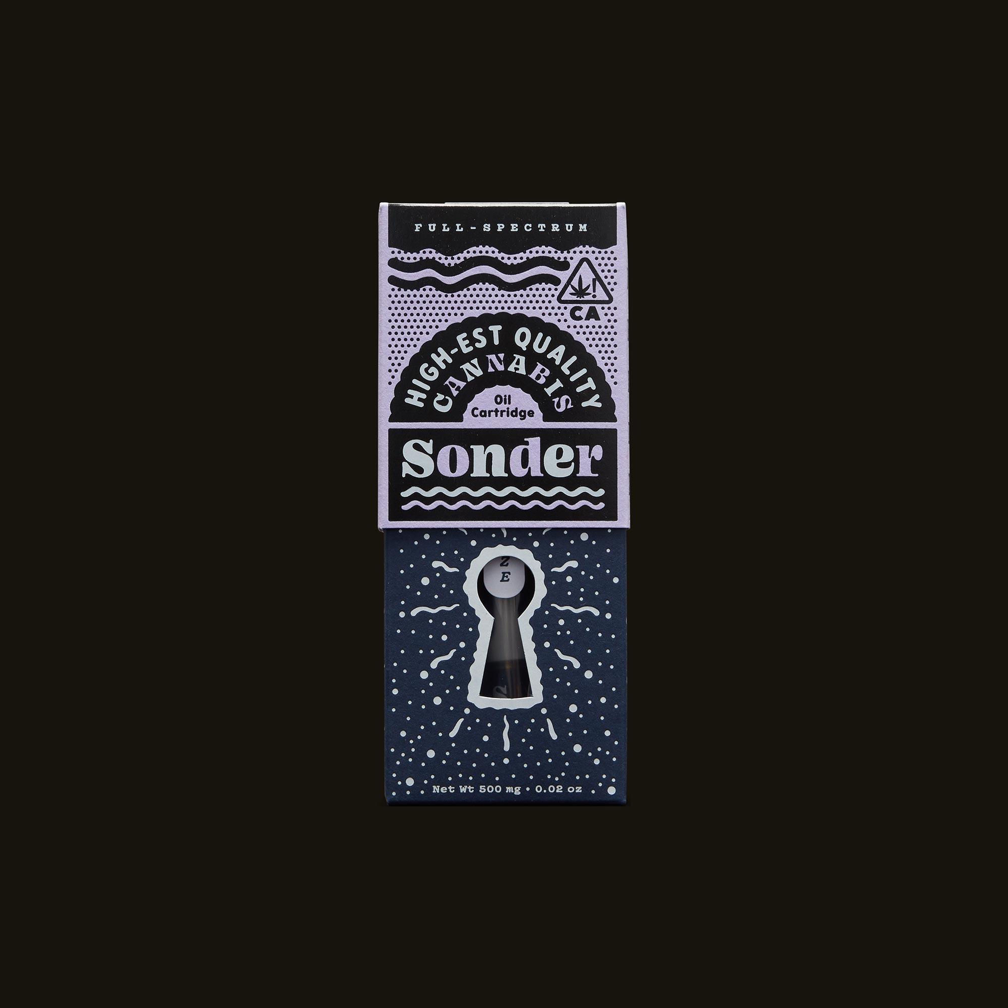 Sonder Gorilla No. 4 Cartridge