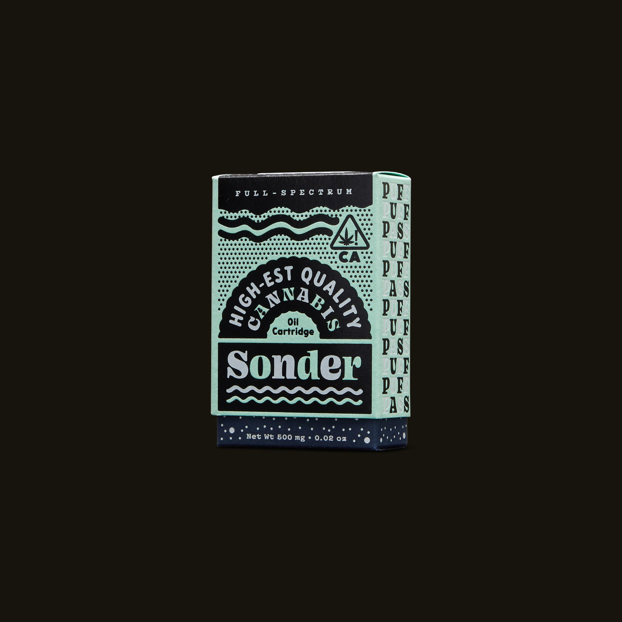 Sonder Green Crush Cartridge