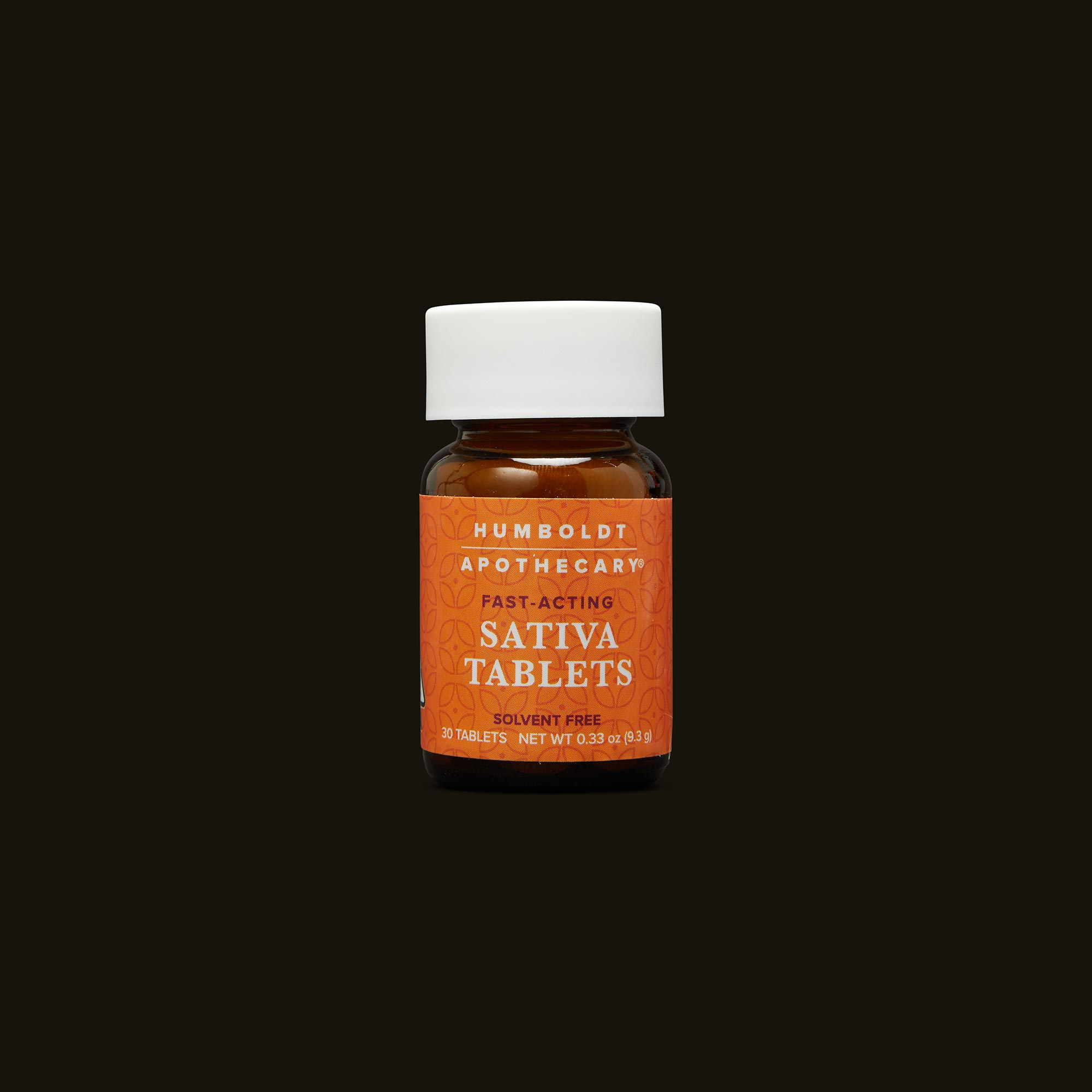 Humboldt Apothecary Sativa Tablets Bottle