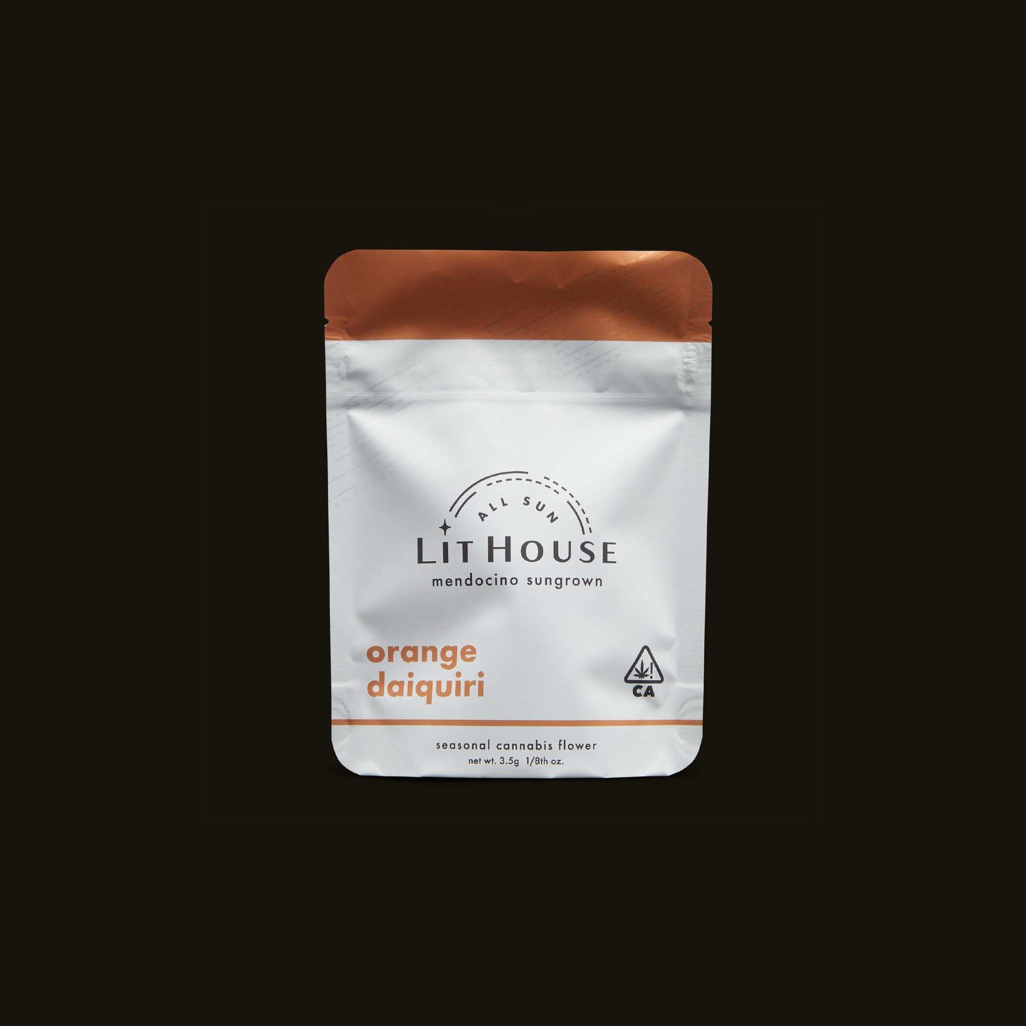 LitHouse All Sun - Orange Daiquiri Front Packaging