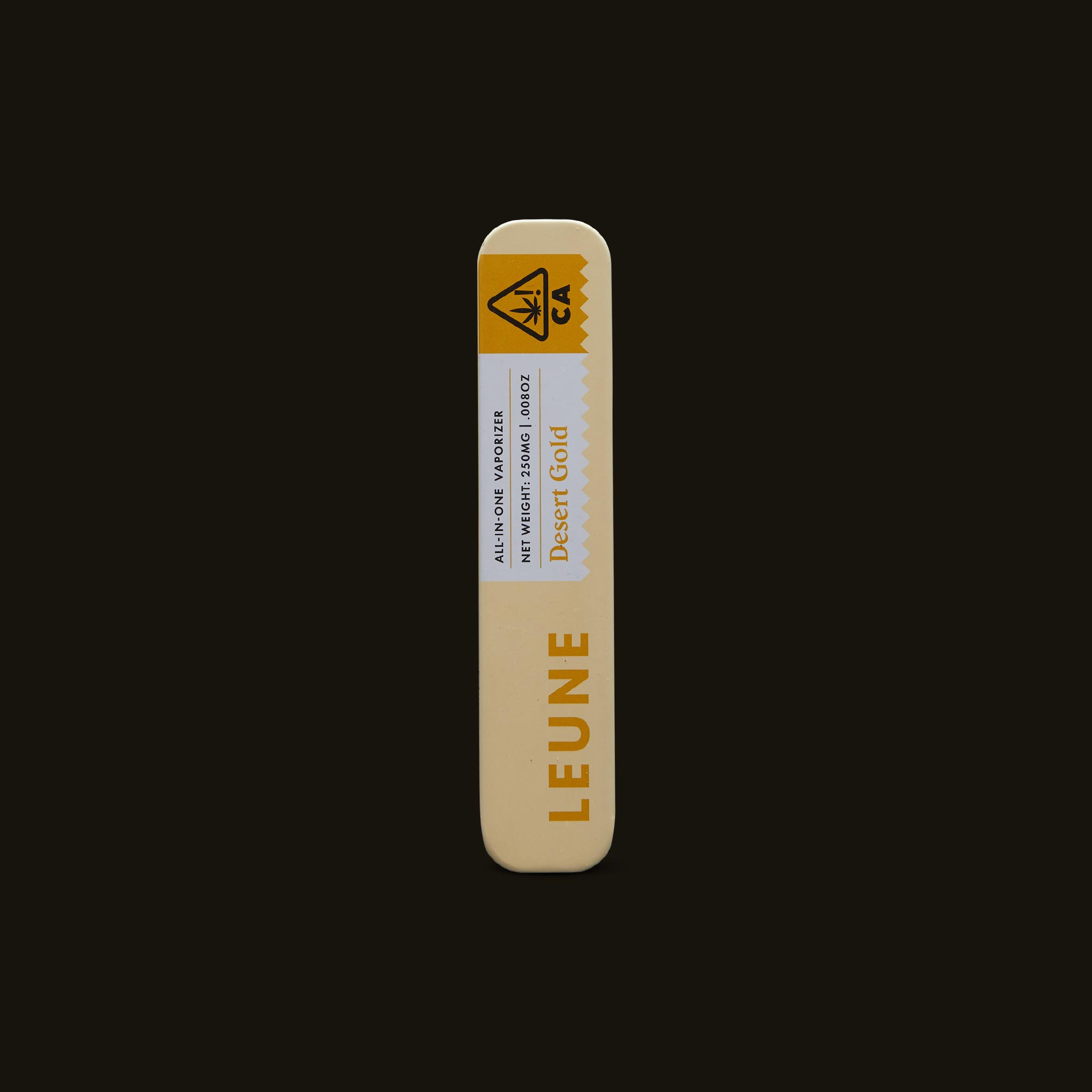 Desert Gold Disposable - 250mg disposable vape pen