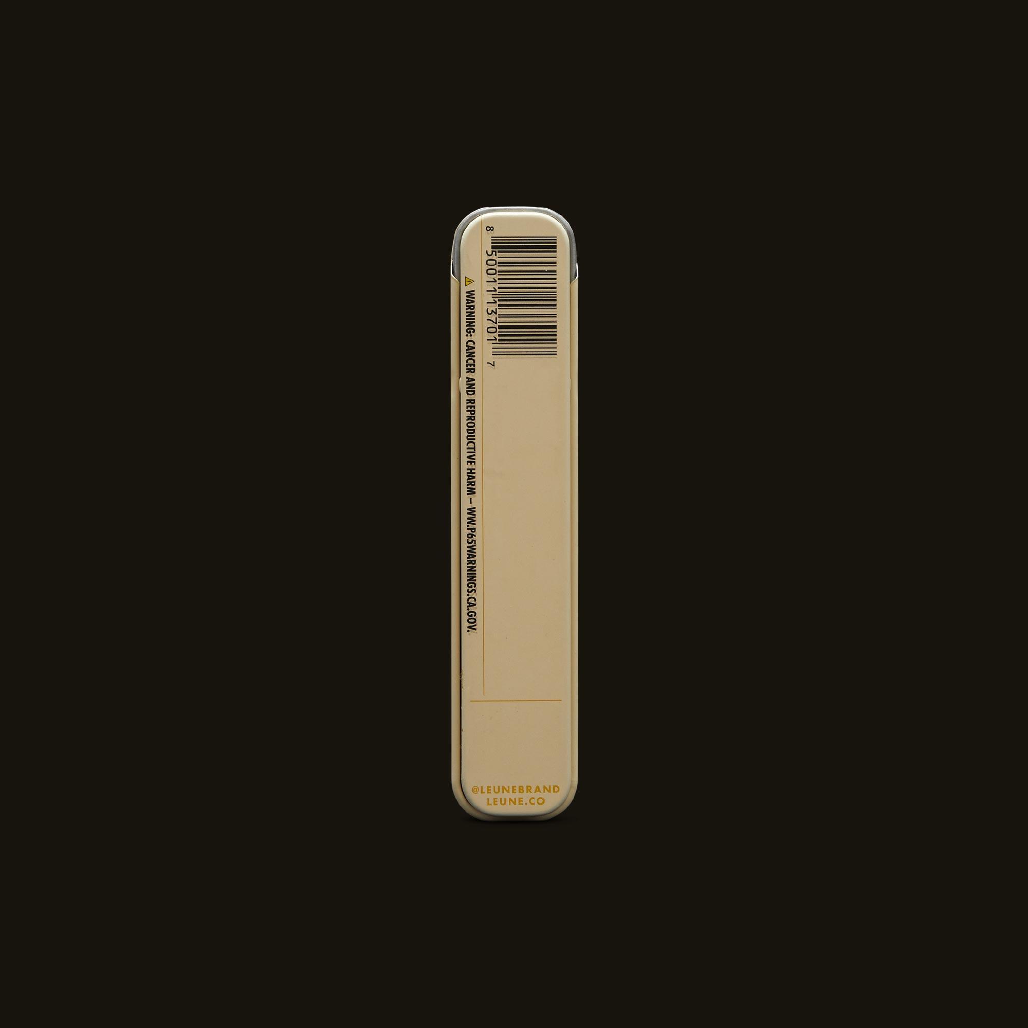 LEUNE Vape Pen - Desert Gold Disposable