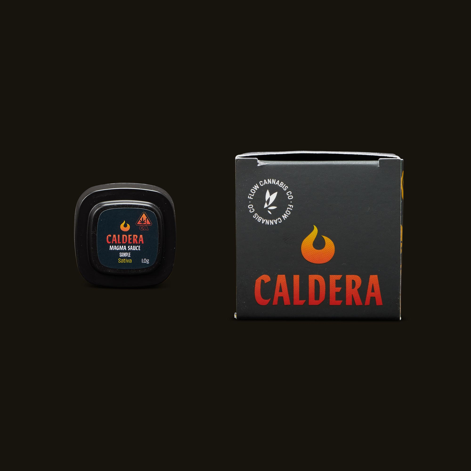 Caldera Sativa Sauce