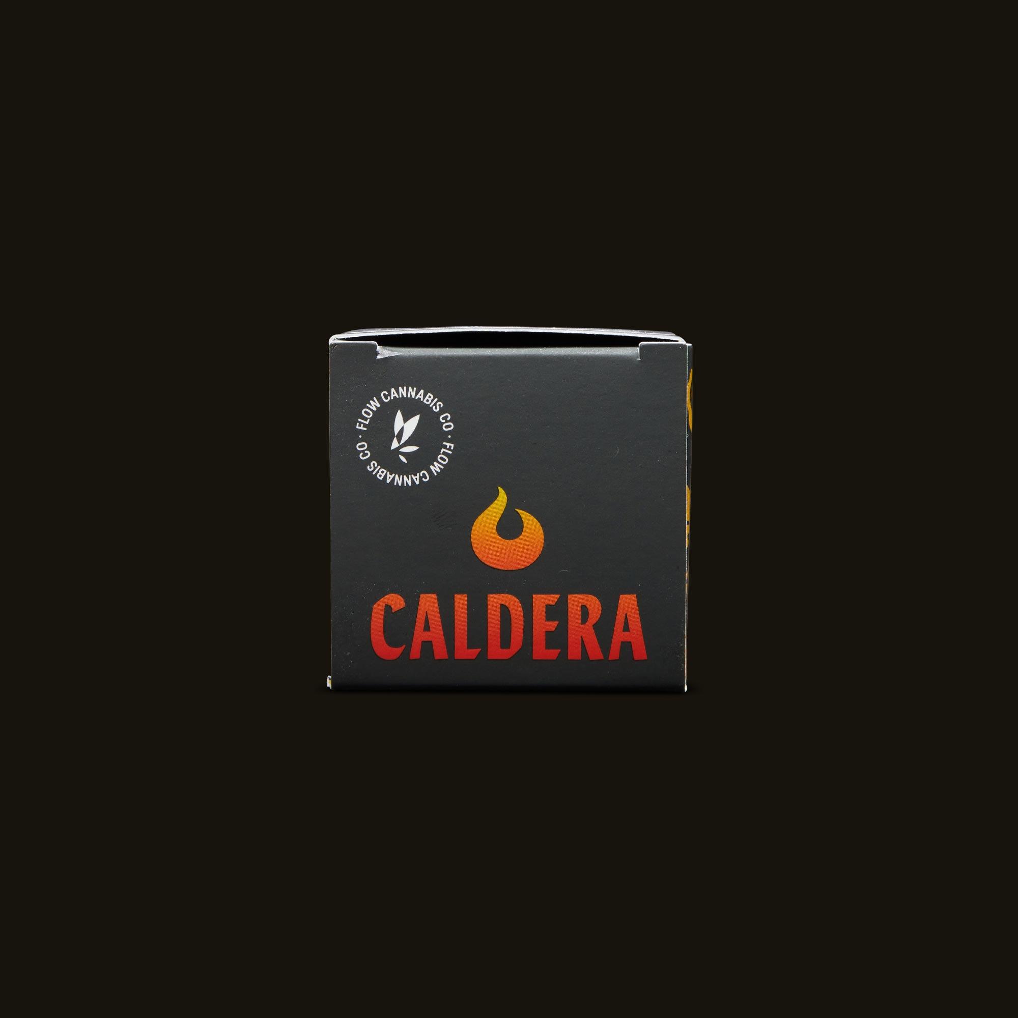 Caldera Sativa Sauce Top Packaging