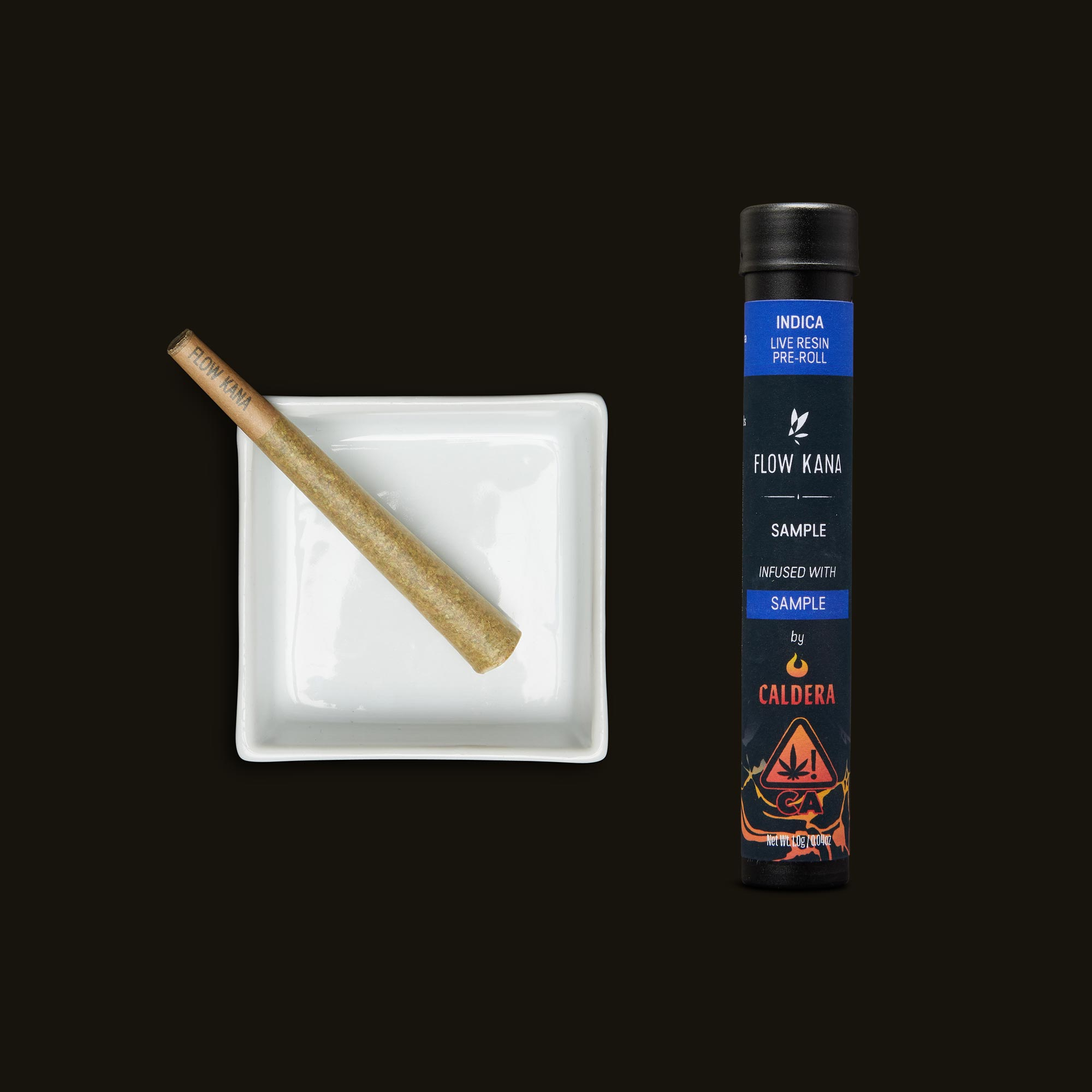 Flow Kana Indica Infused Pre-Rolls