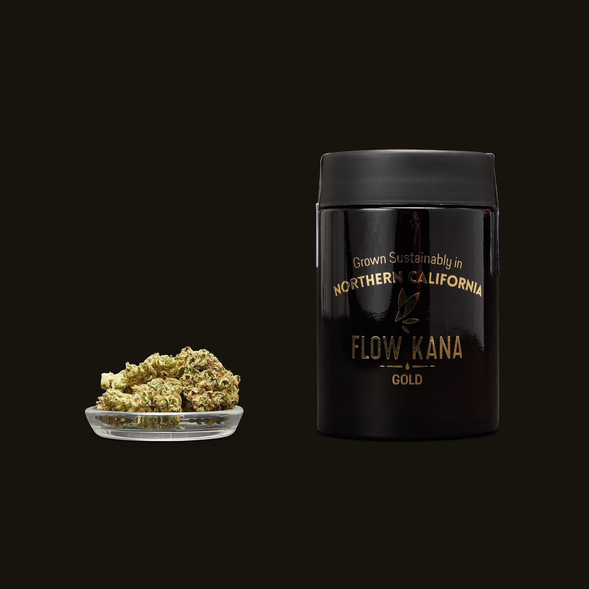 Flow Kana Hybrid Gold Quarters