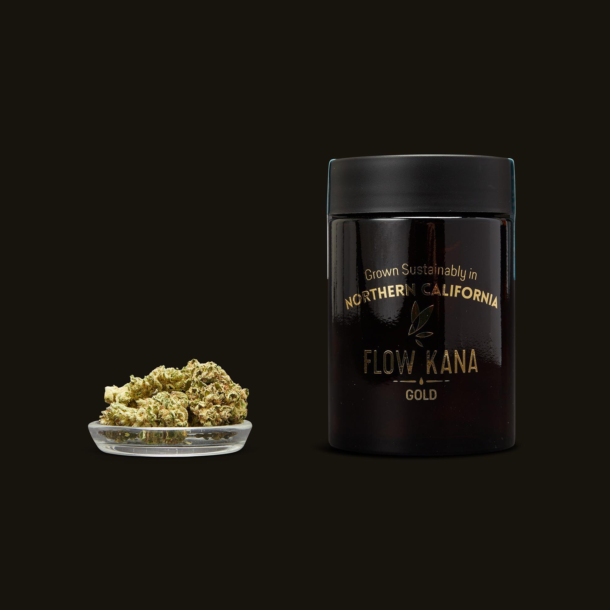 Flow Kana CBD Gold Quarters