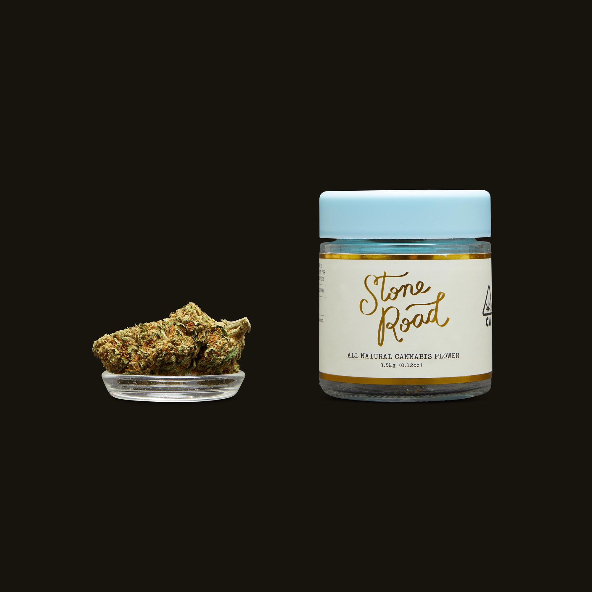 Stone Road Gold's Gift 20:1 CBD