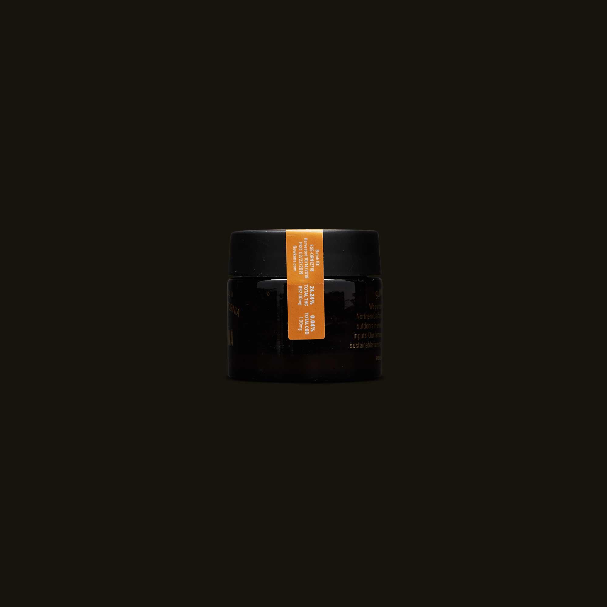 Orange Creamsicle by Flow Kana