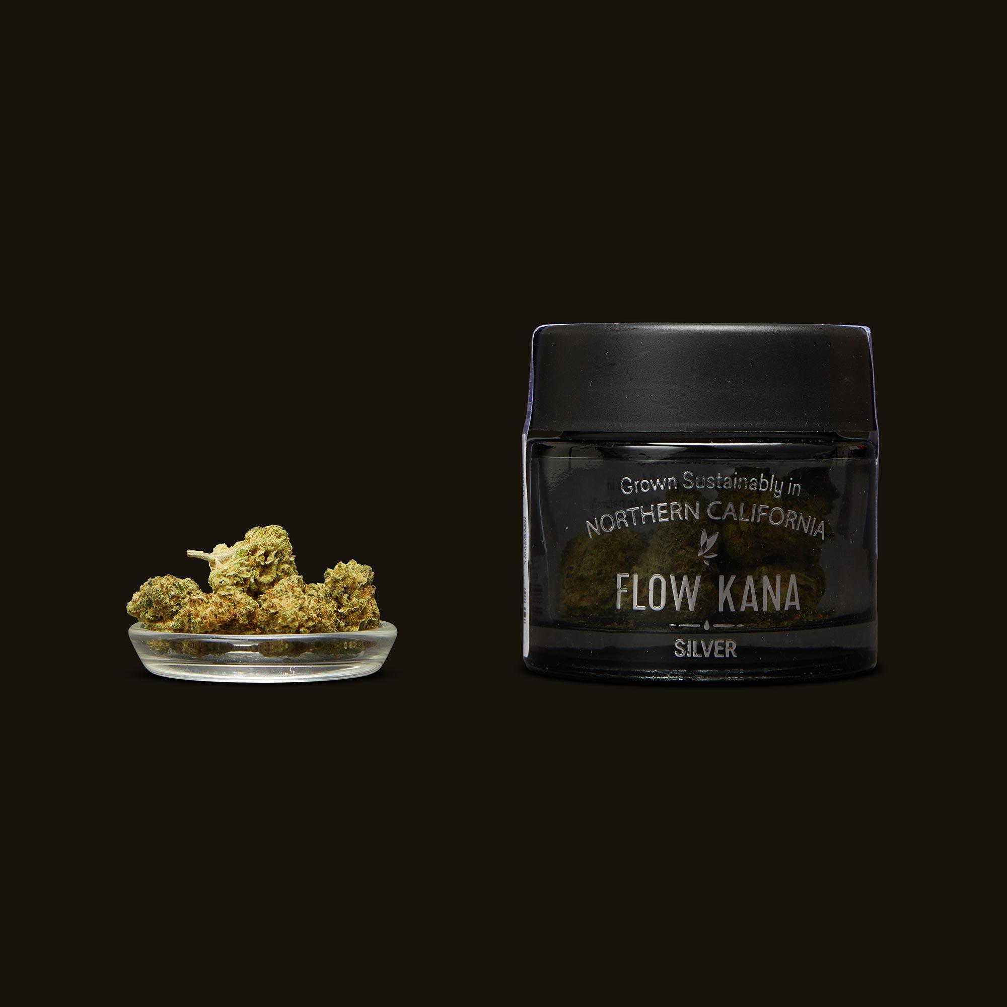 Flow Kana Silver - Ogre Berry