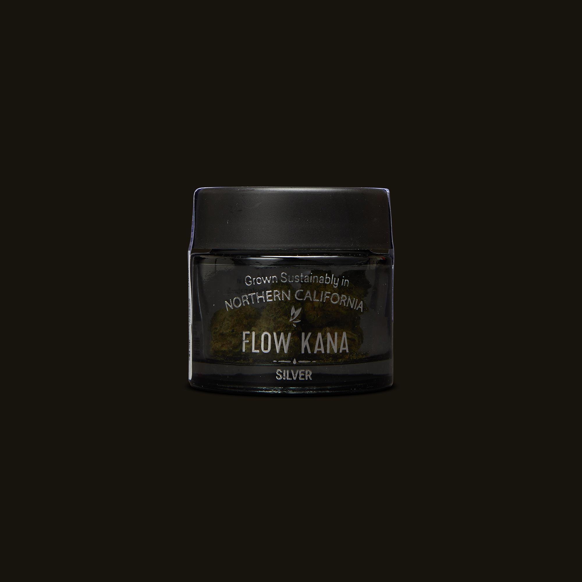 Flow Kana Silver - Ogre Berry Front Jar