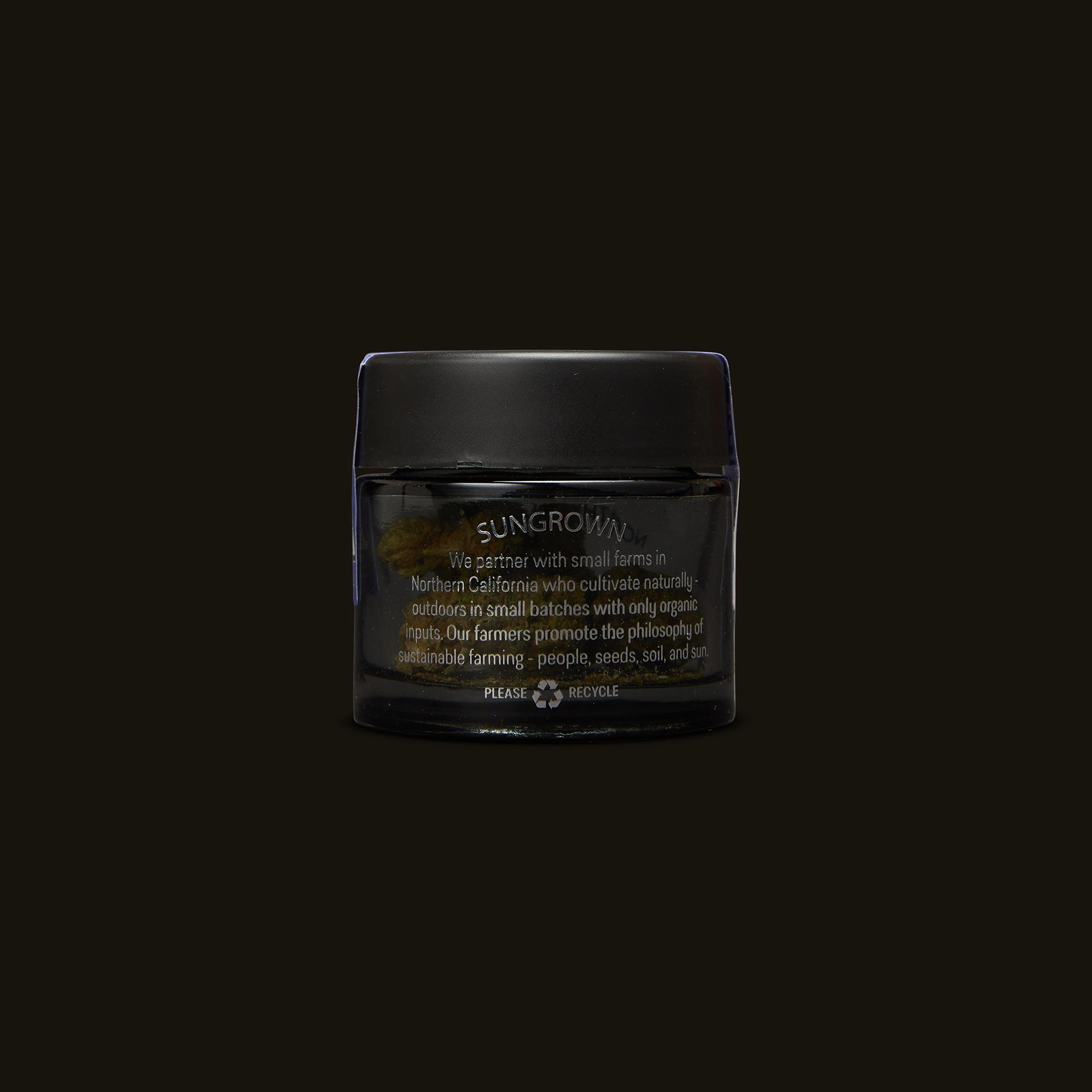 Flow Kana Silver - Ogre Berry Back Jar