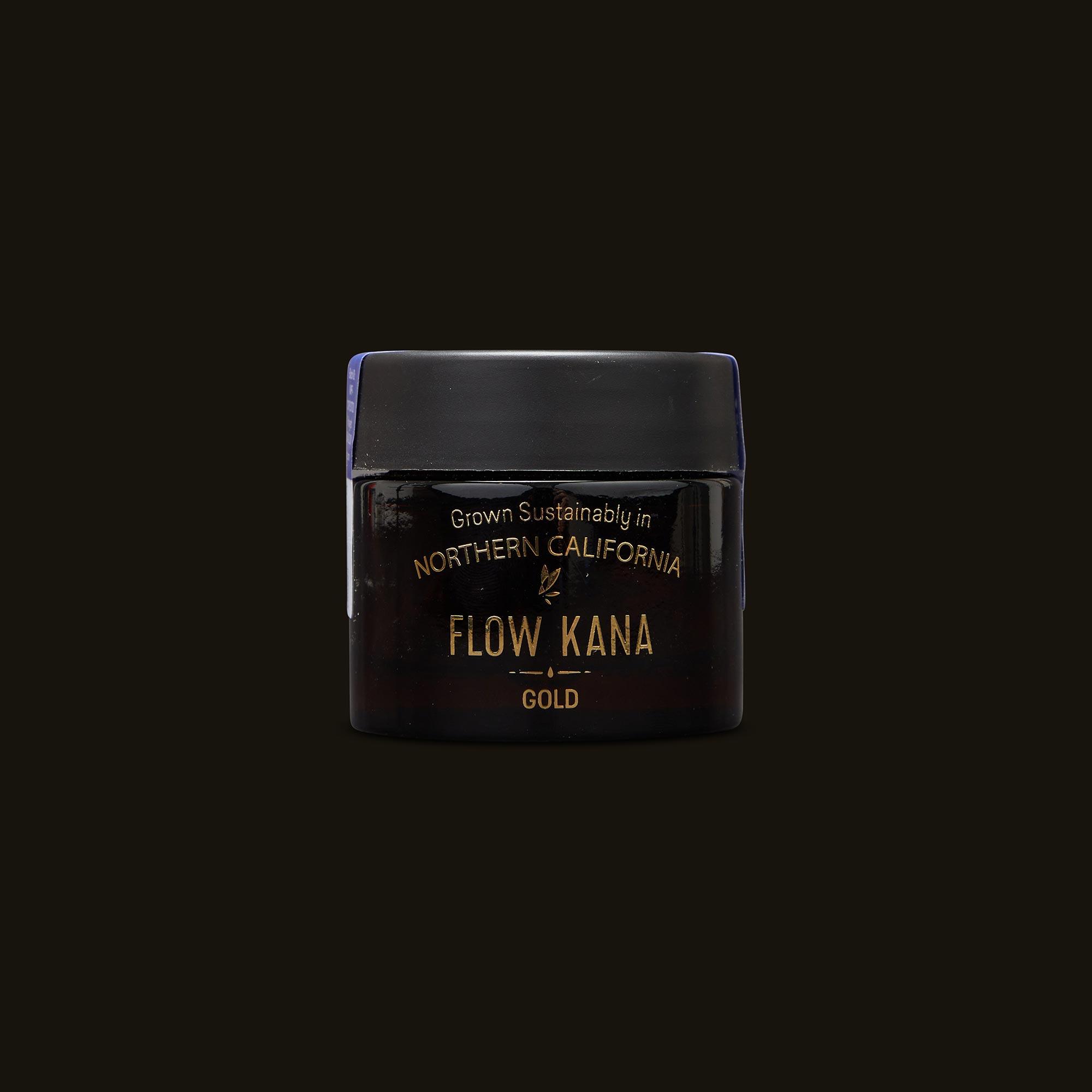 Flow Kana Purple Cupcake Jar