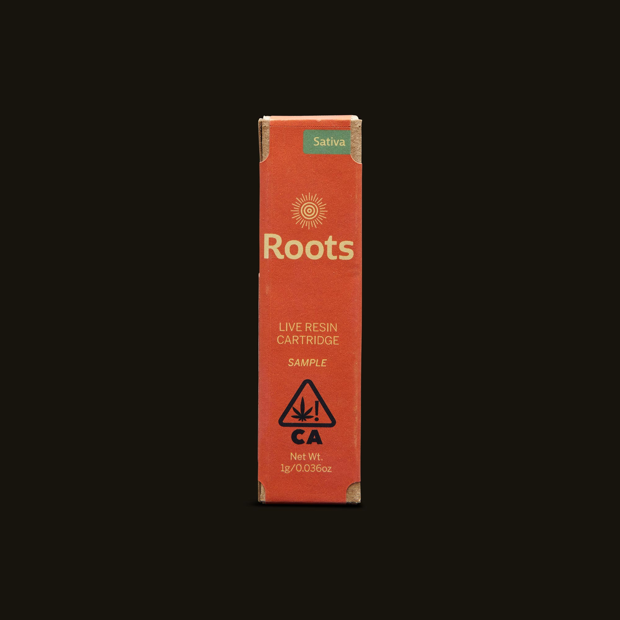 Roots Sativa 510 Vape Cart