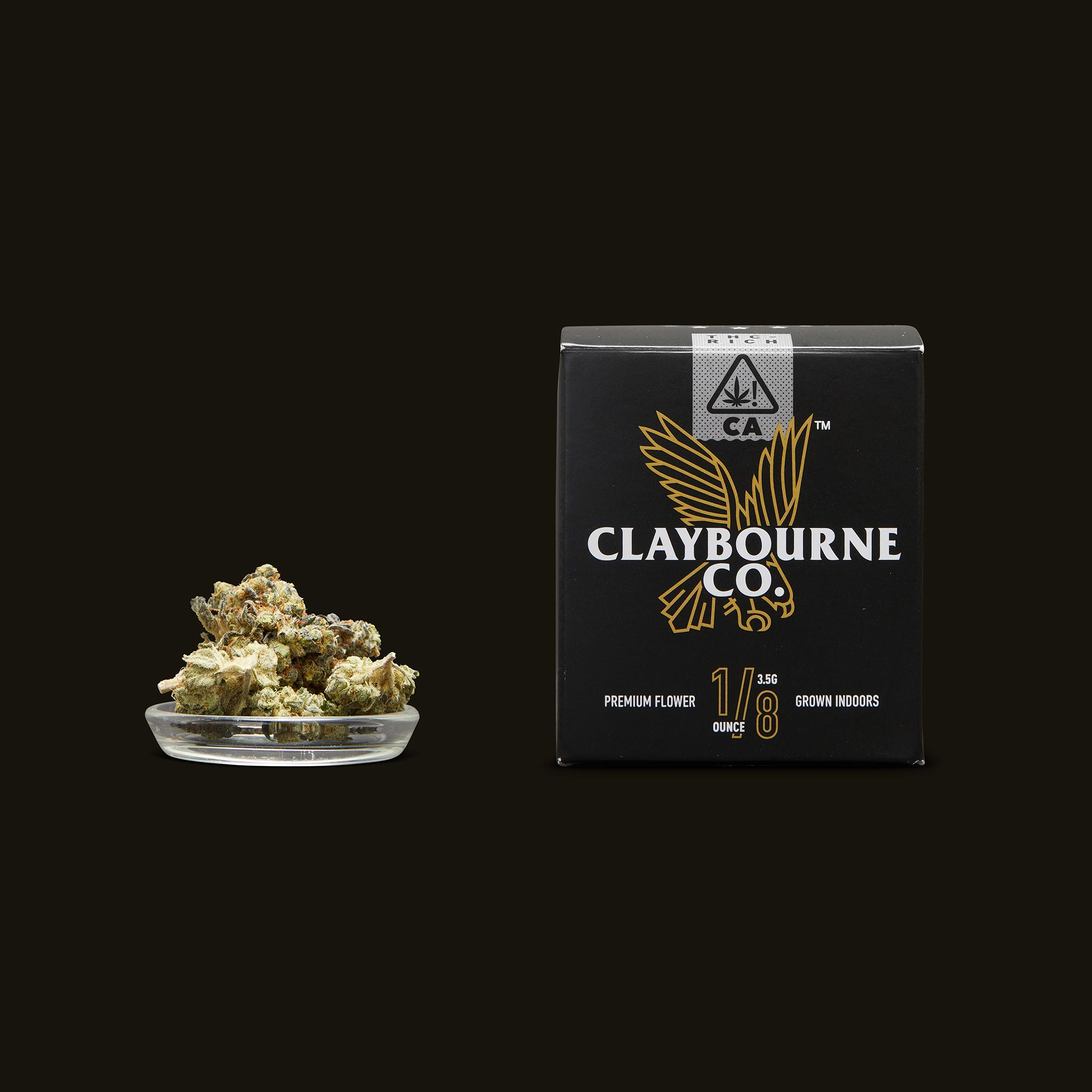 Claybourne Co. Kush Mints
