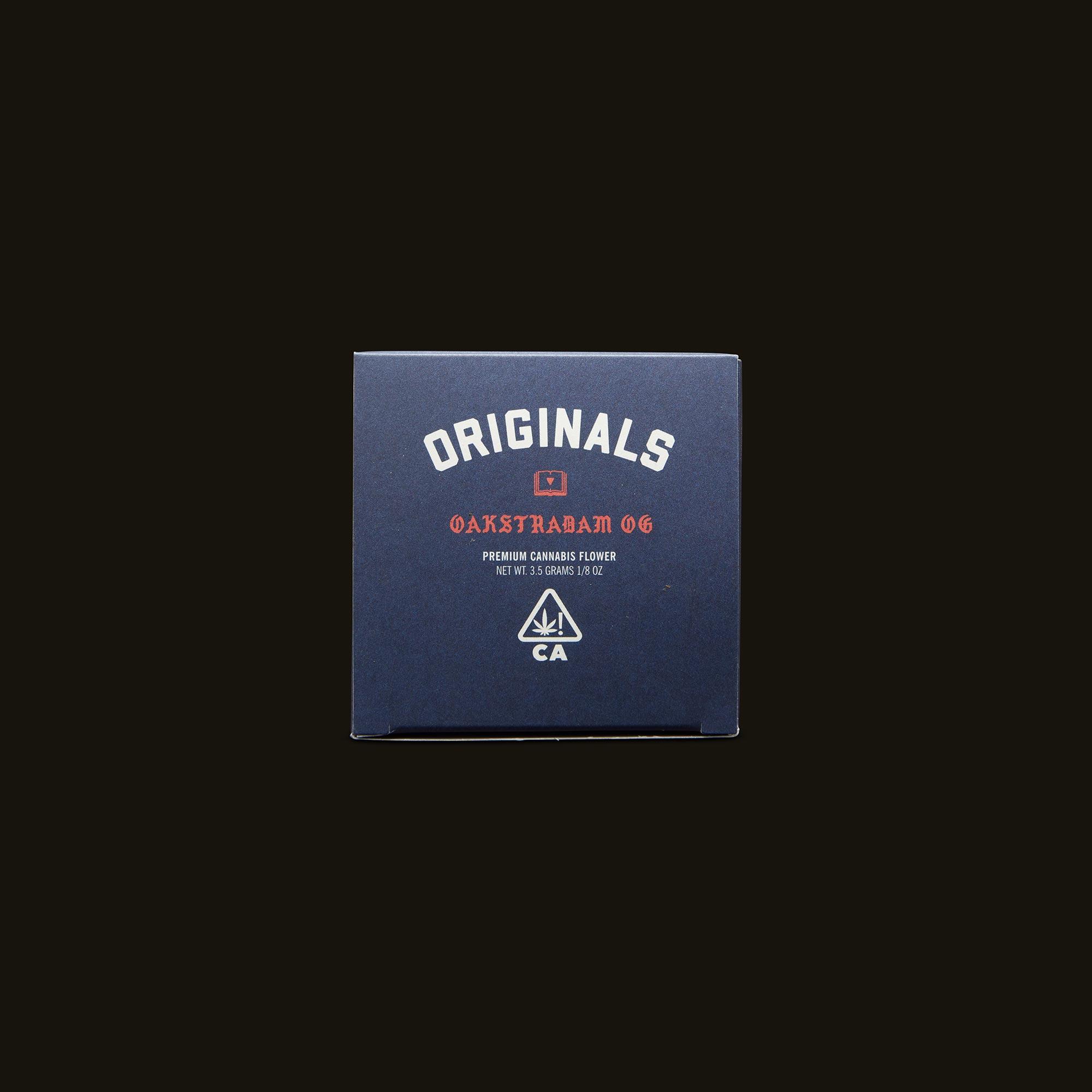 Originals Oakstradam OG Top Packaging