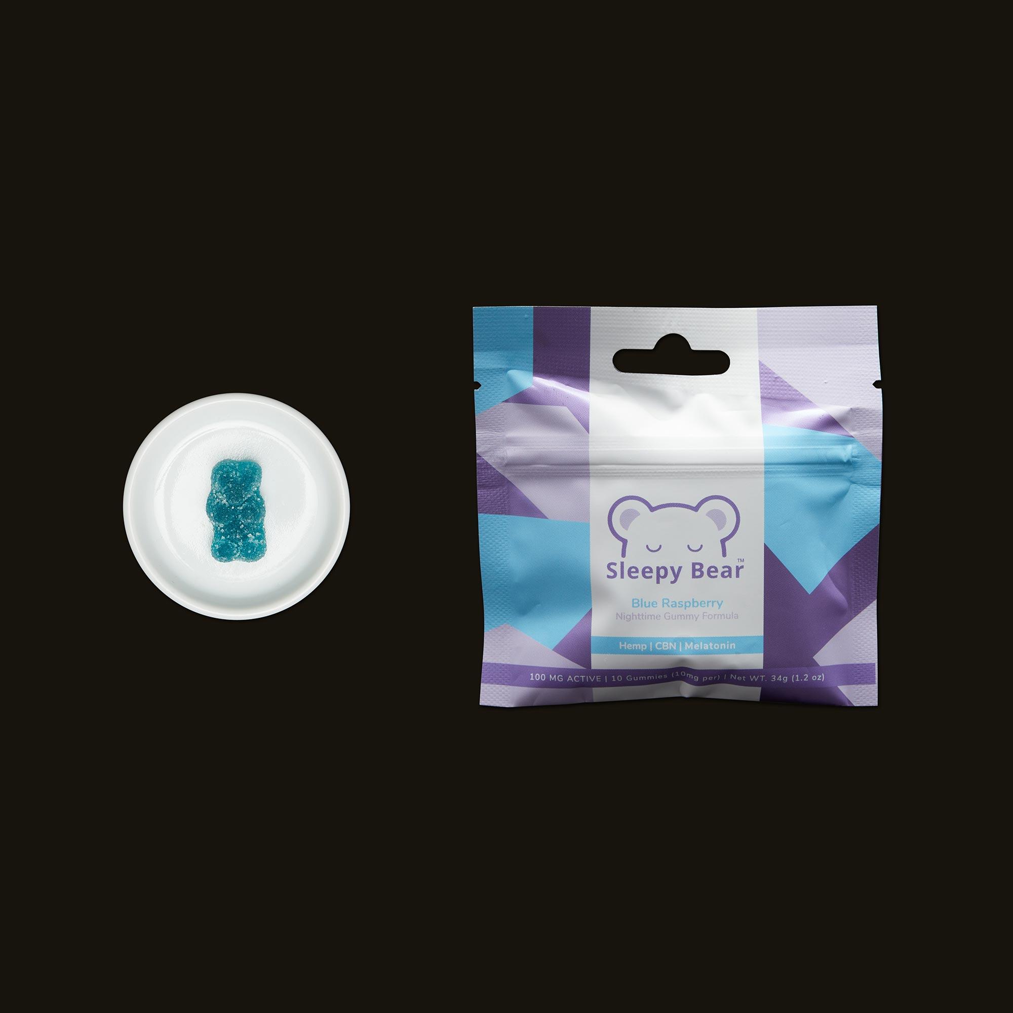 Sleepy Bear Nighttime Gummies - 10 pack
