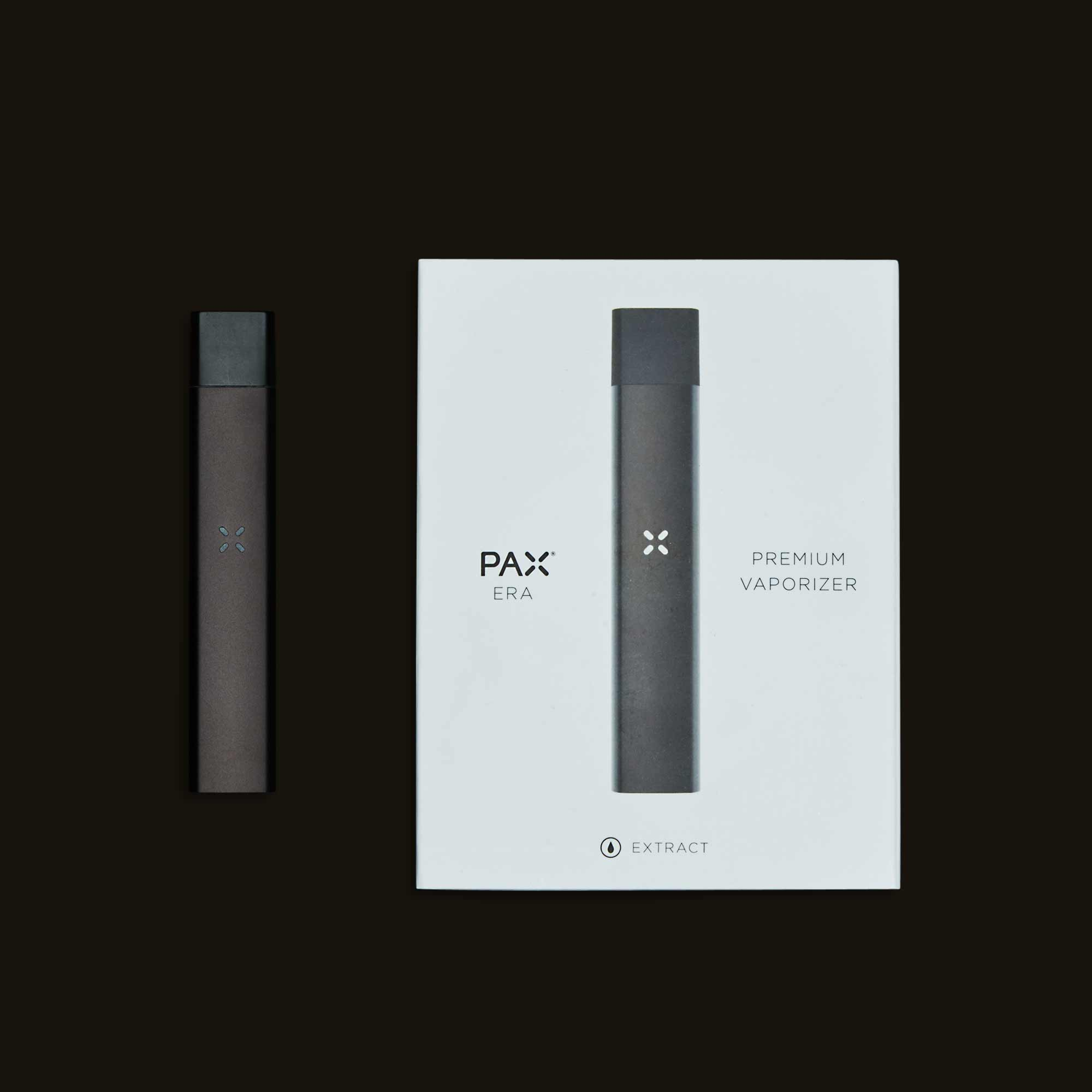 PAX ERA batter in packaging