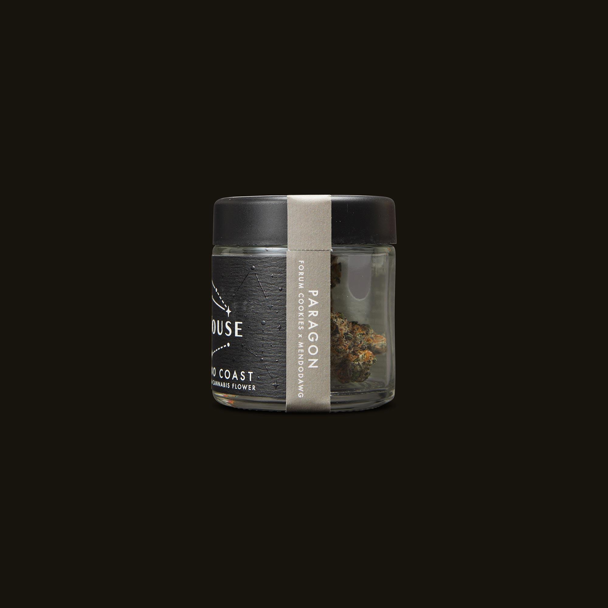 LitHouse Paragon Side Jar