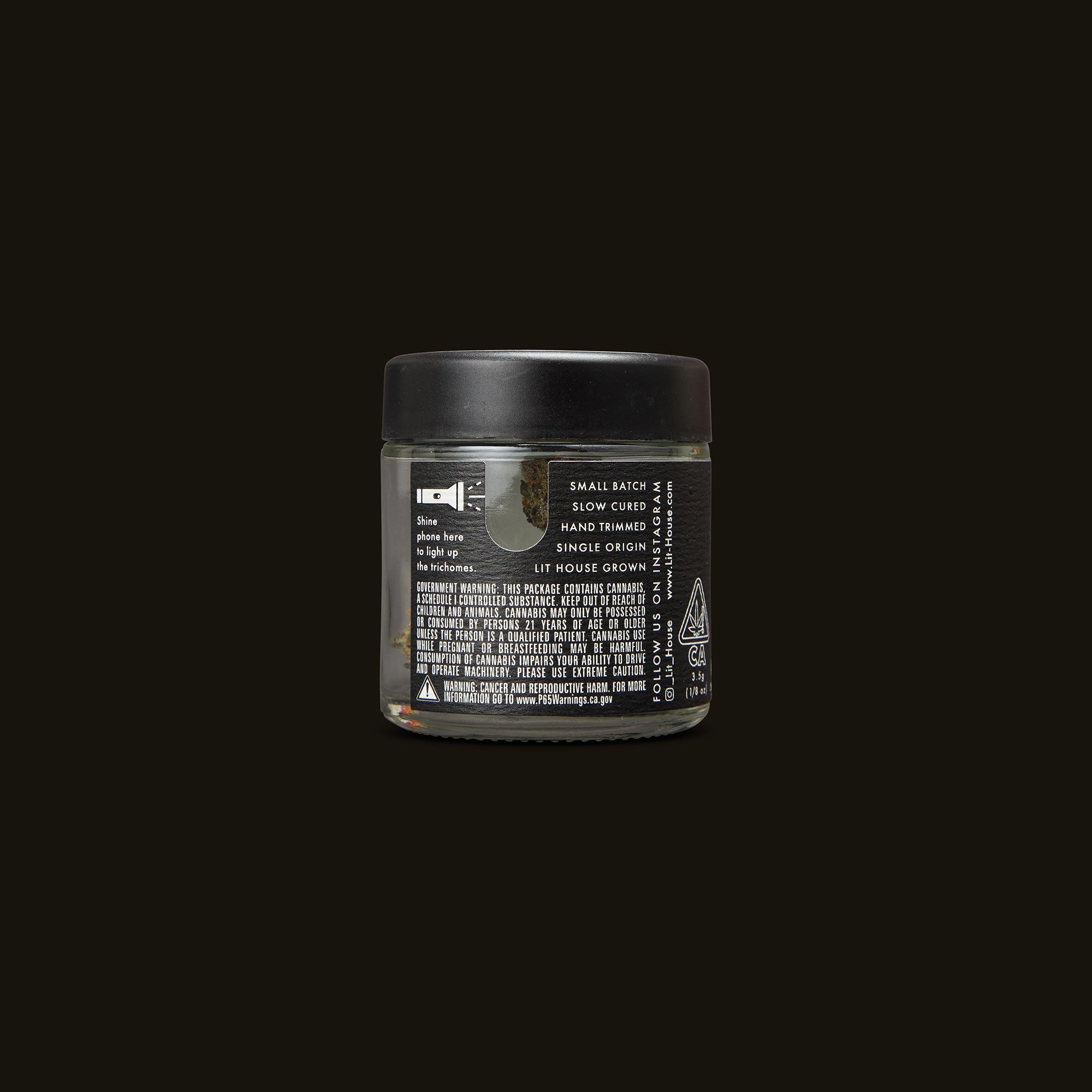 LitHouse Paragon Back Jar