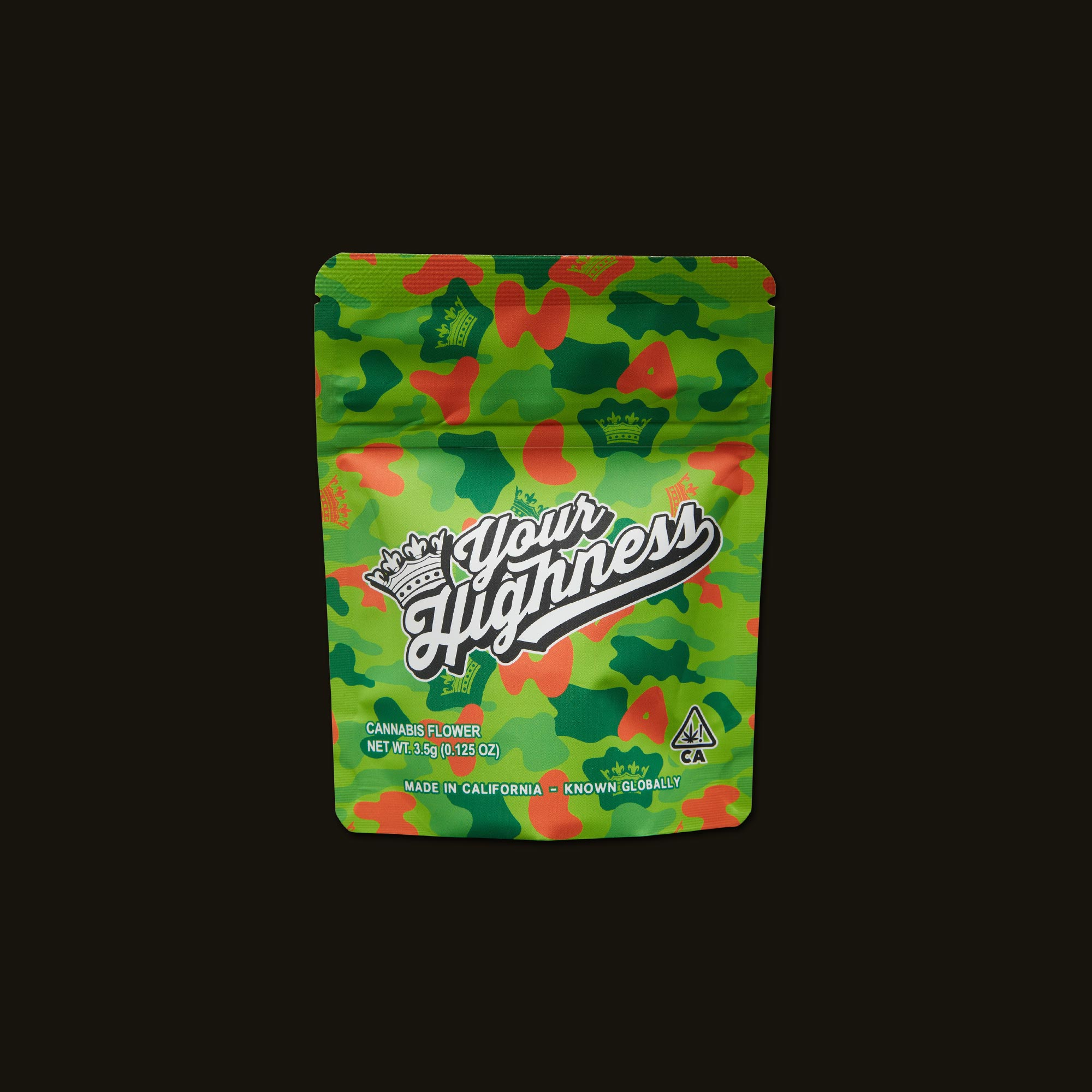 Your Highness Lemon Mints Front Packaging