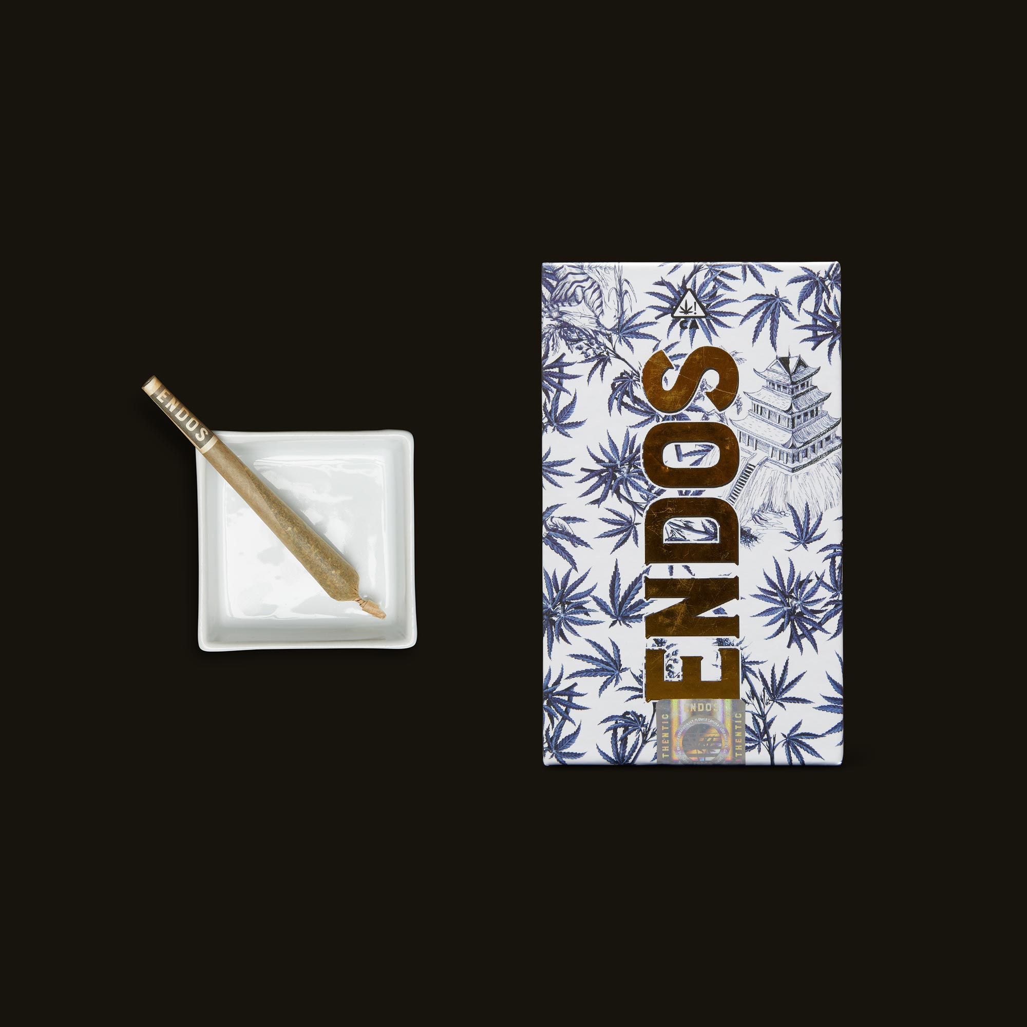 ENDOS Tahoe OG Pre-Roll 5-Pack