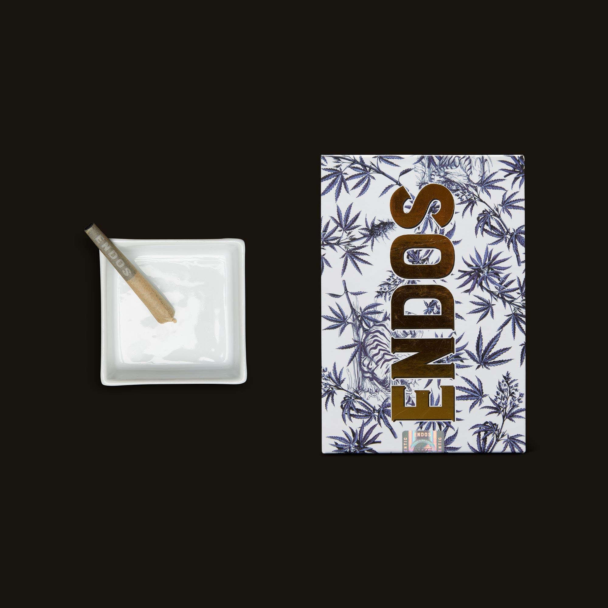 ENDOS Alien Cookies Pre-Roll 12-Pack