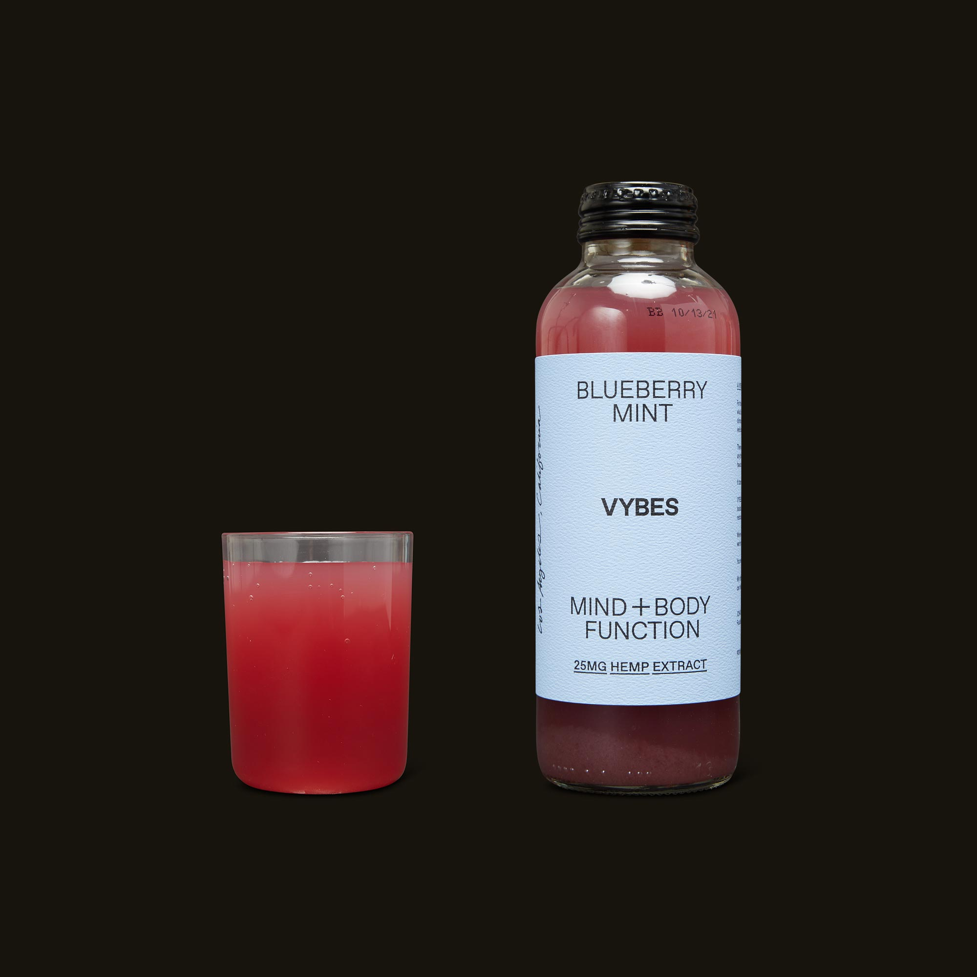 VYBES Blueberry Mint