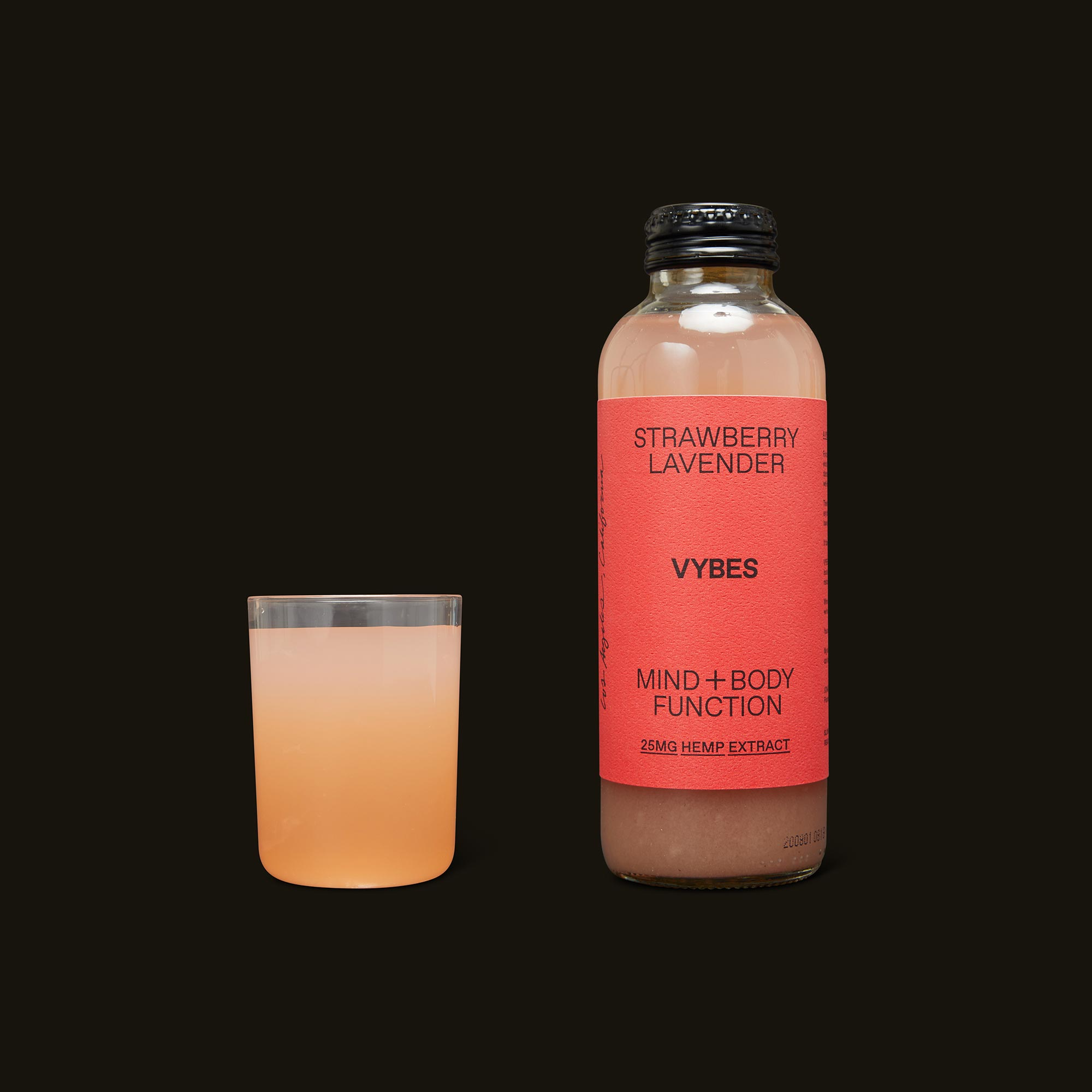 VYBES Strawberry Lavender