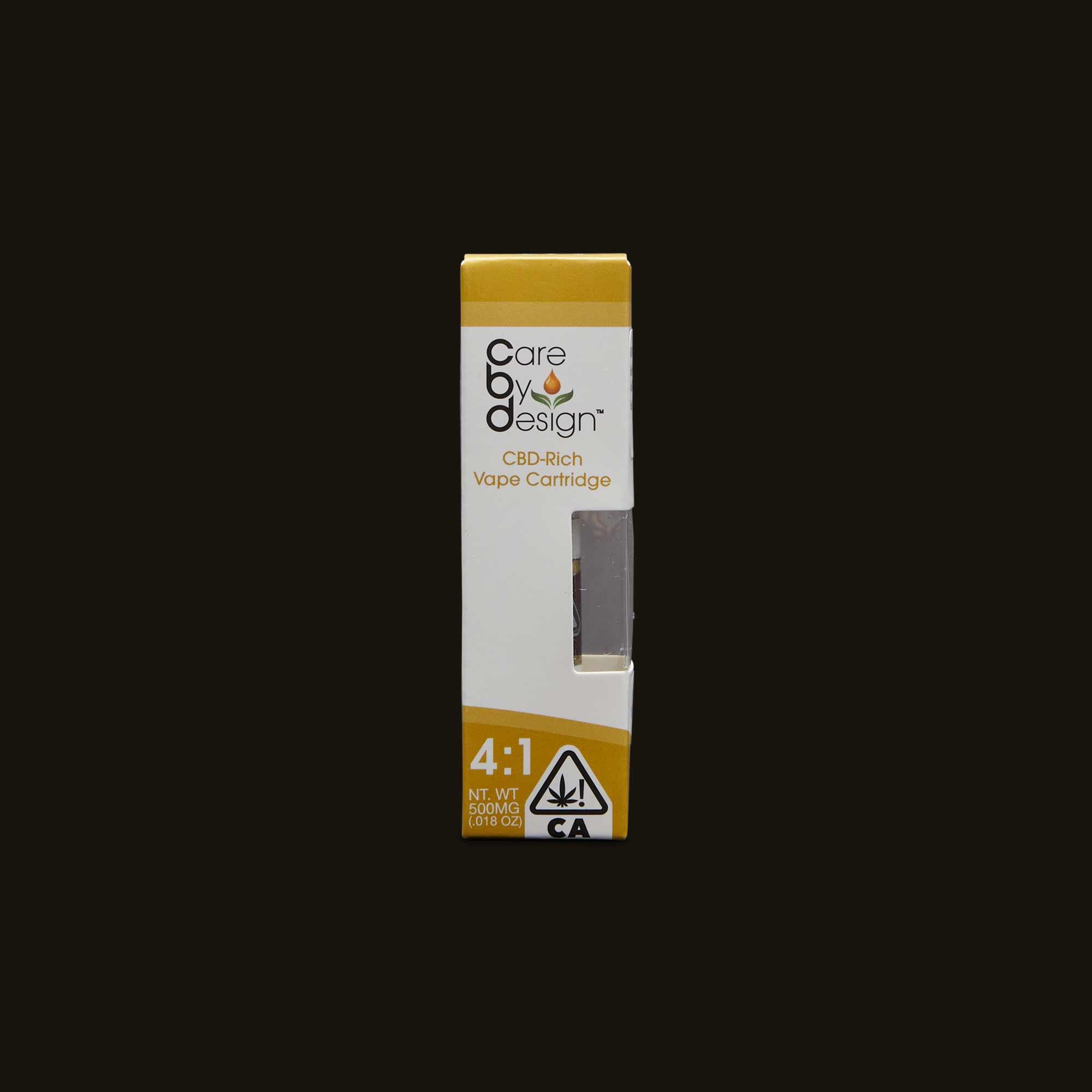 Care By Design 4:1 Vape Cartridge