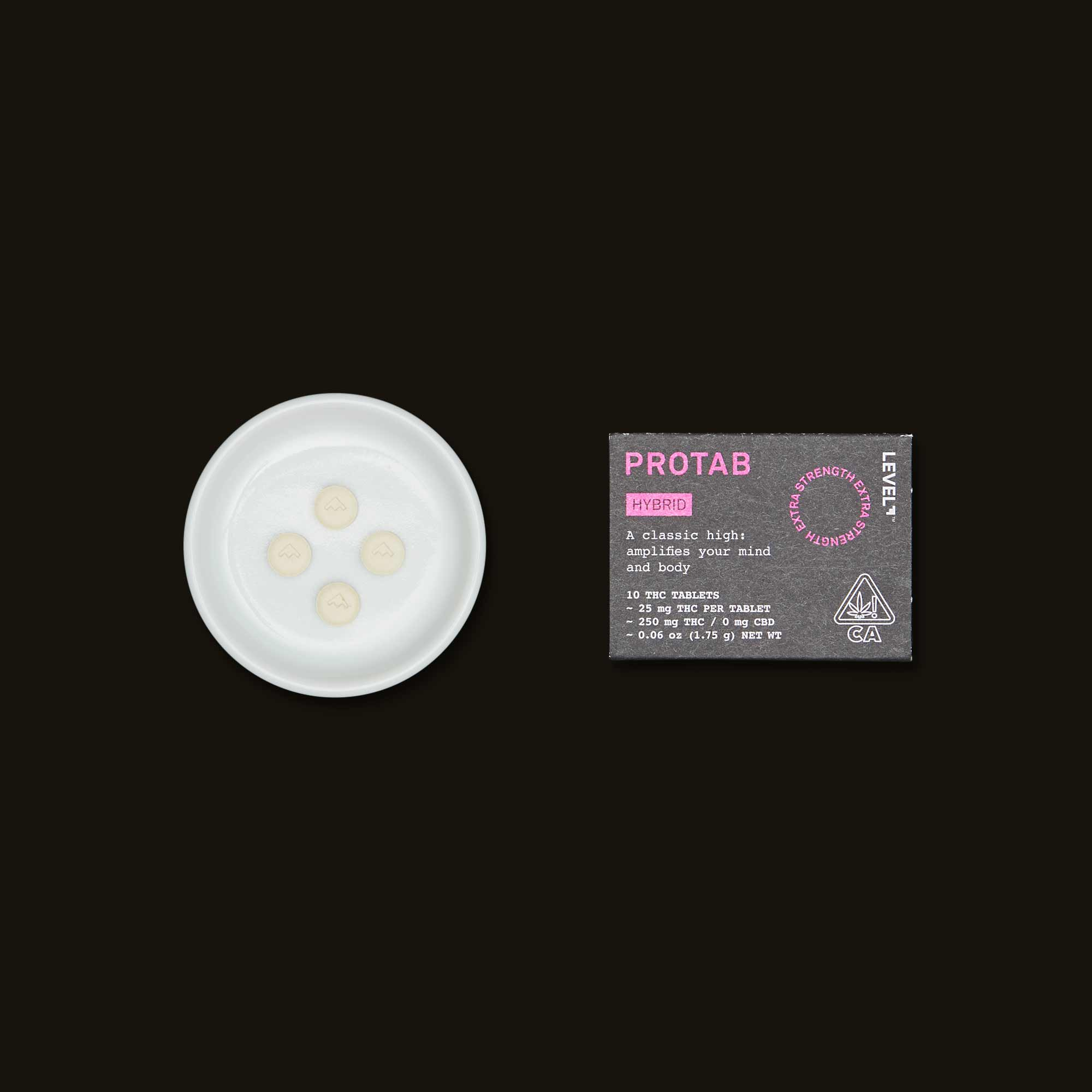 Protab Hybrid Pills