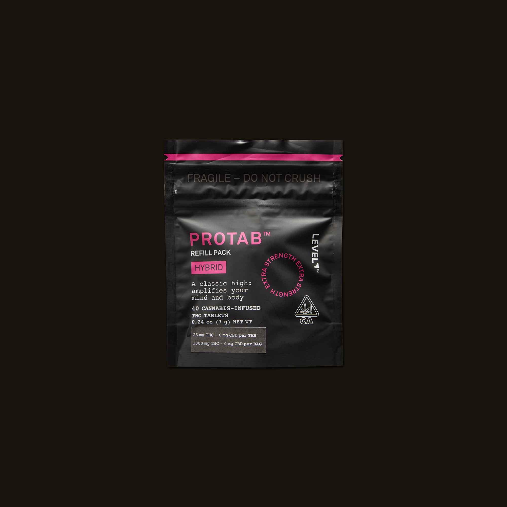 LEVEL Hybrid Protab Refill Pack Front