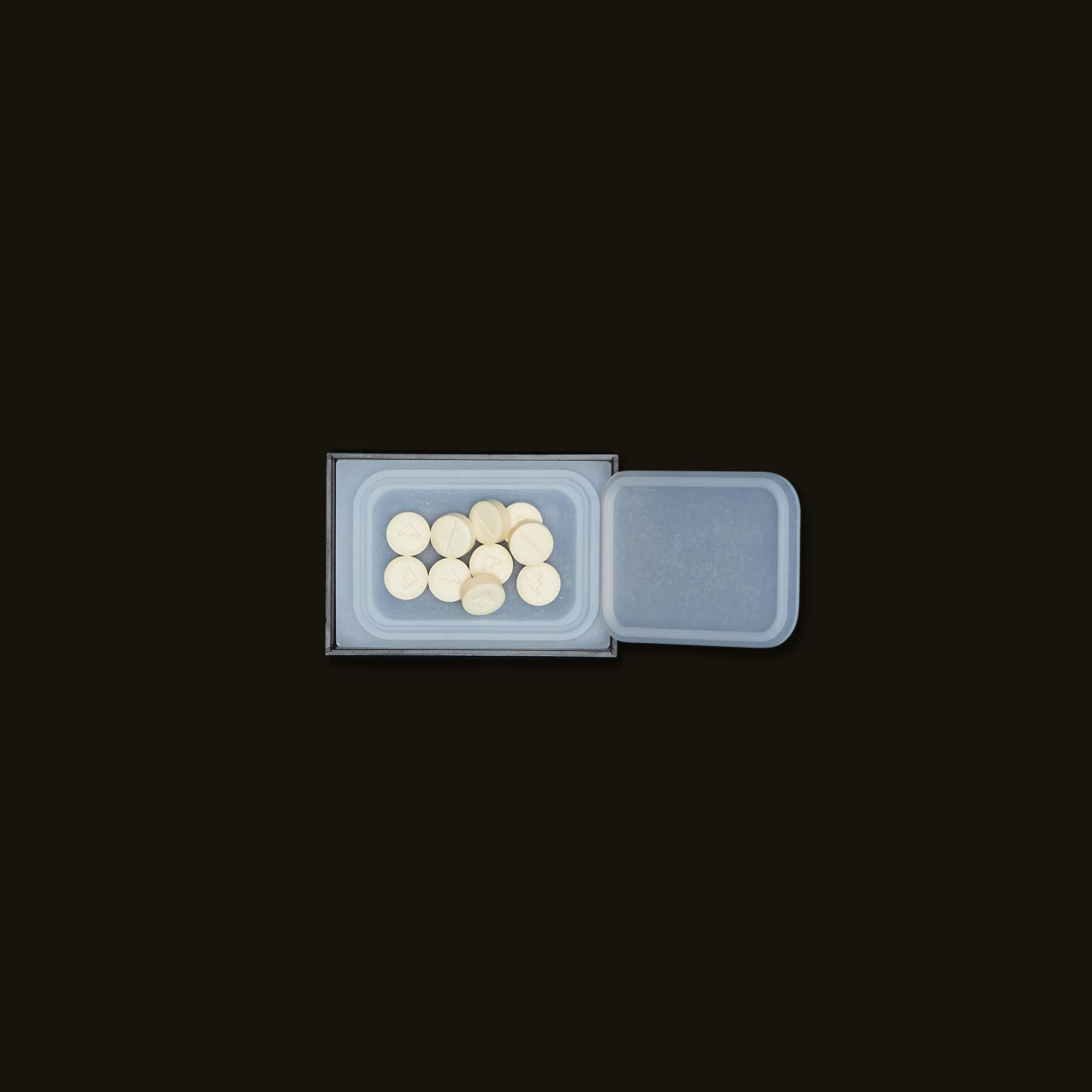 Open package of Sativa Protab