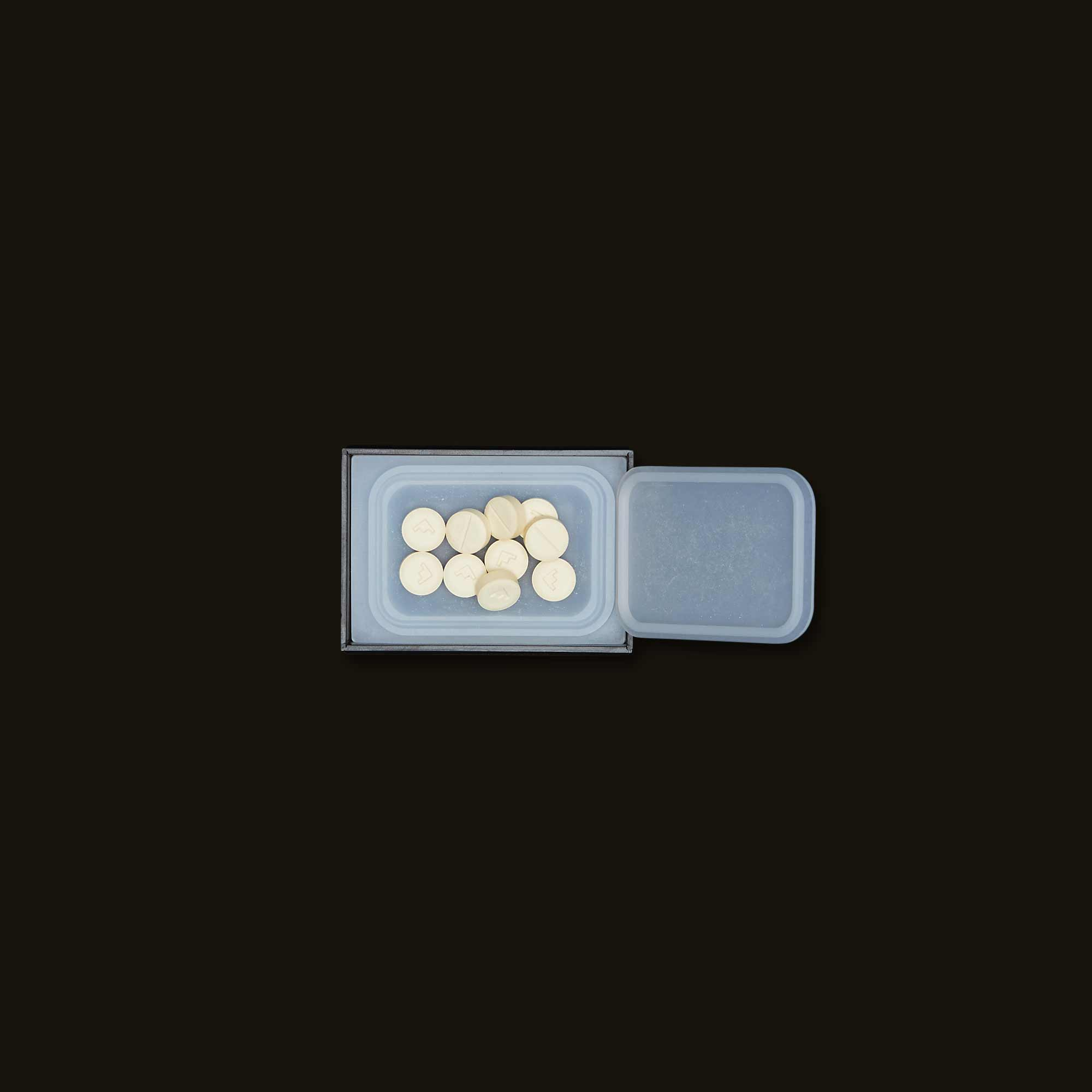 Container of Protab CBD Soft Gel Pills