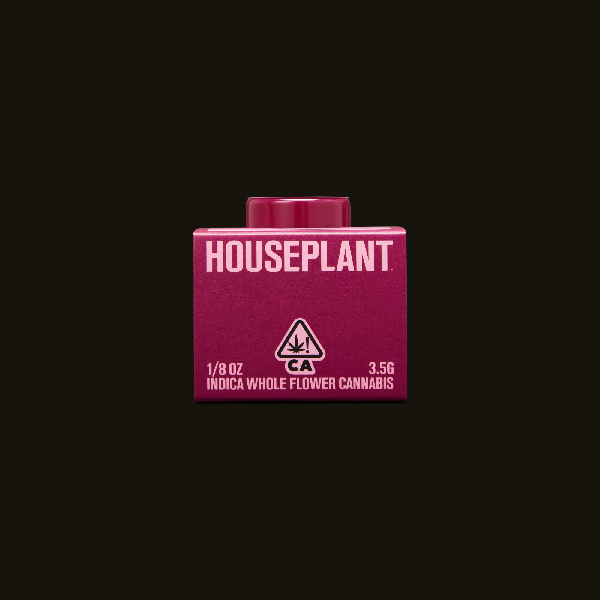 Houseplant Pink Moon Front Packaging