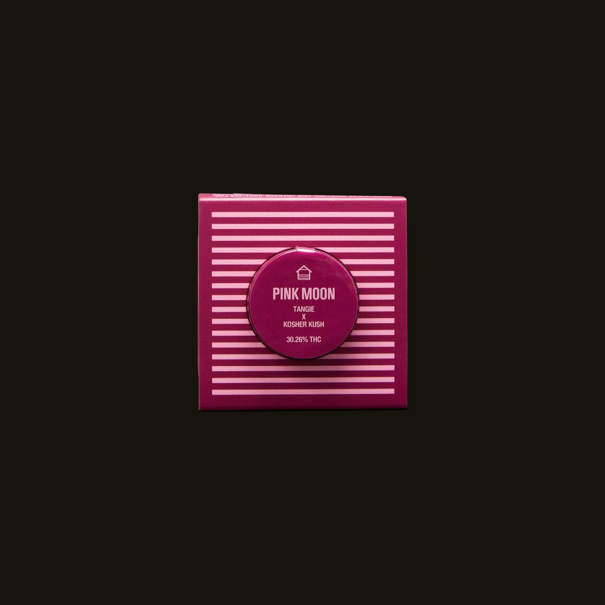 Houseplant Pink Moon Top Packaging