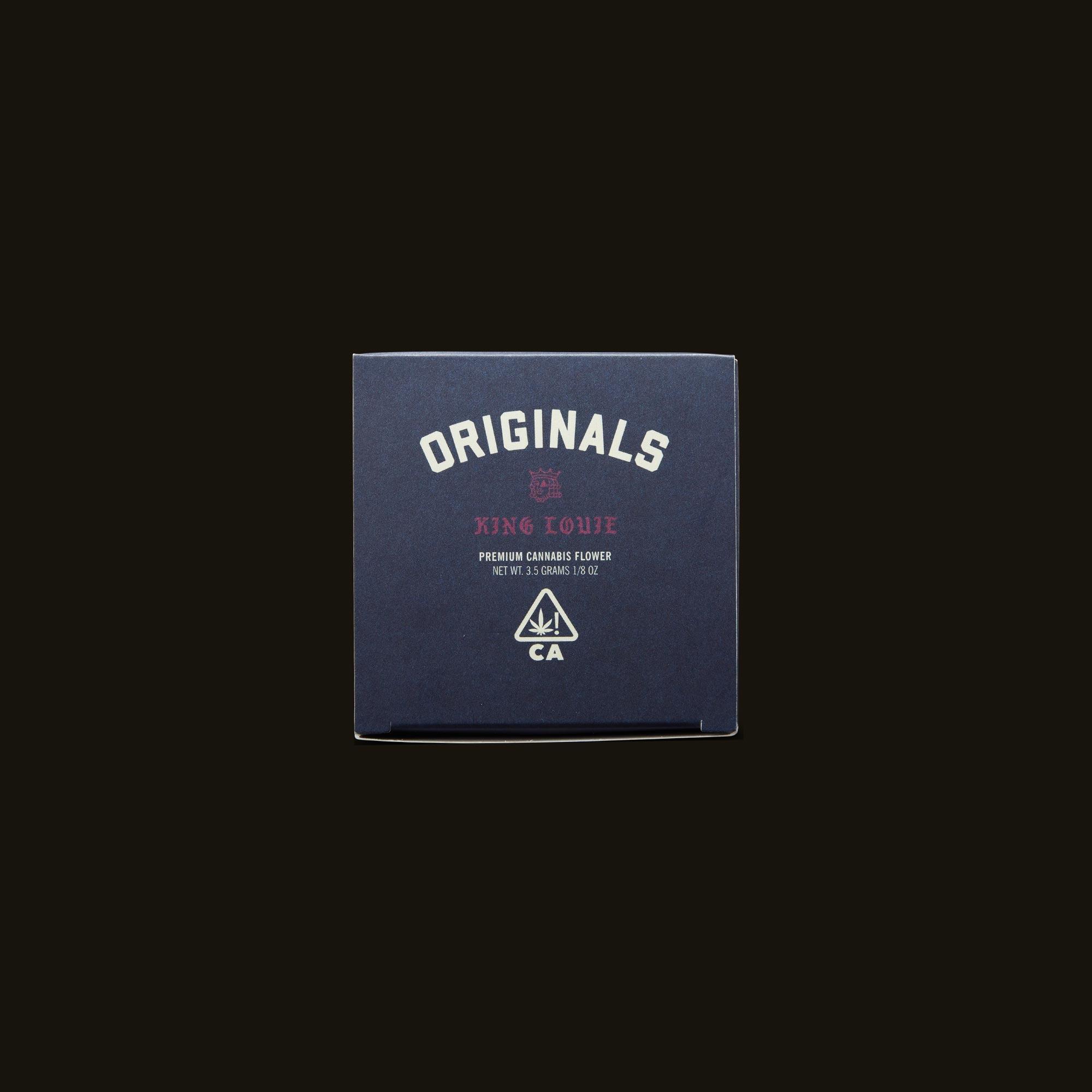 Originals Flower - King Louie 013