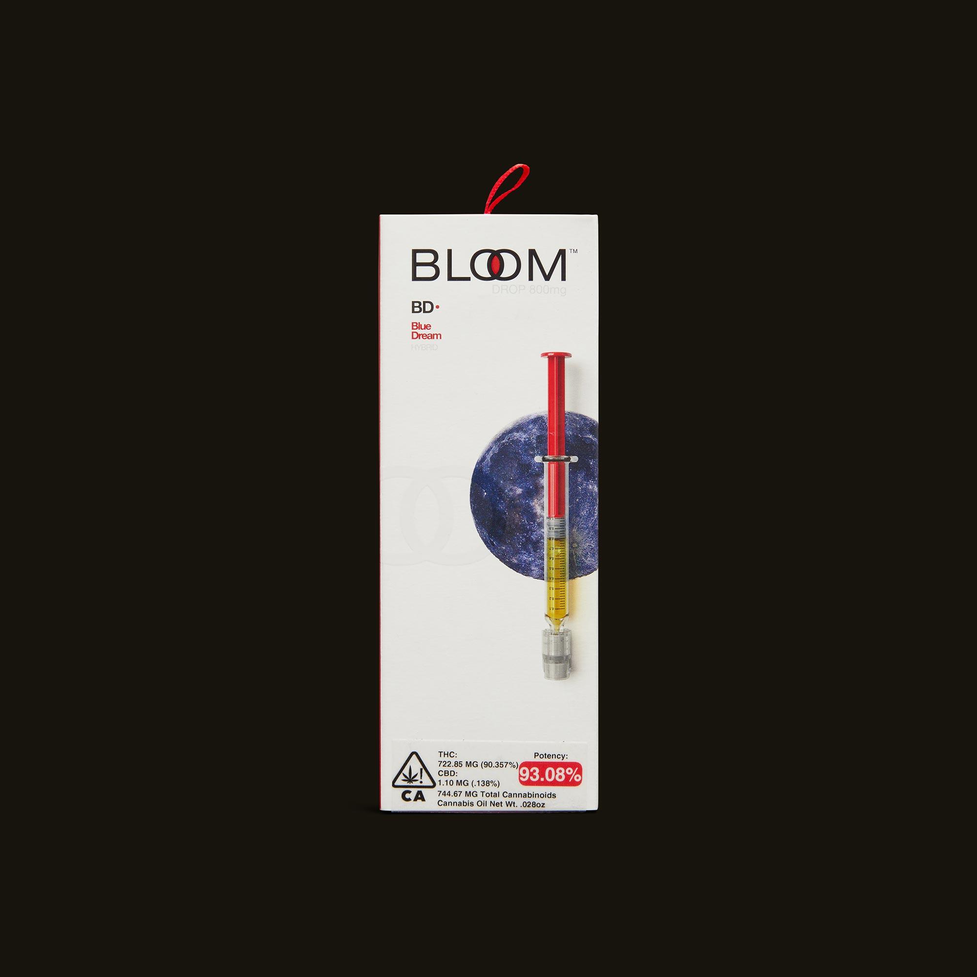 Blue Dream Drop - One 800mg syringe