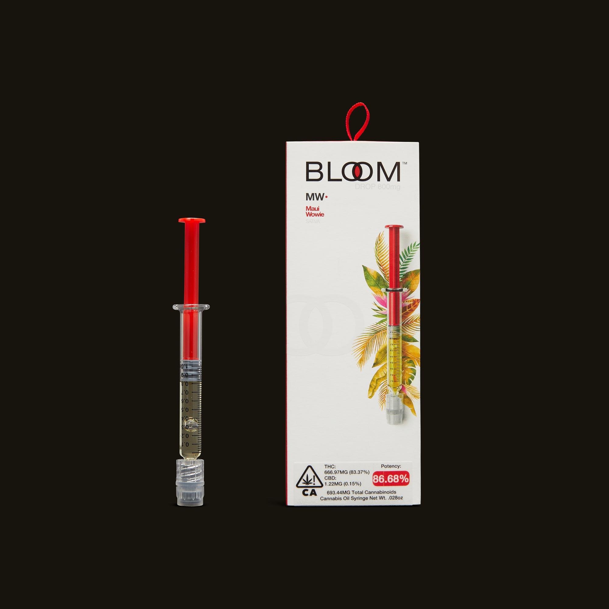 Bloom Brands Maui Wowie Drop