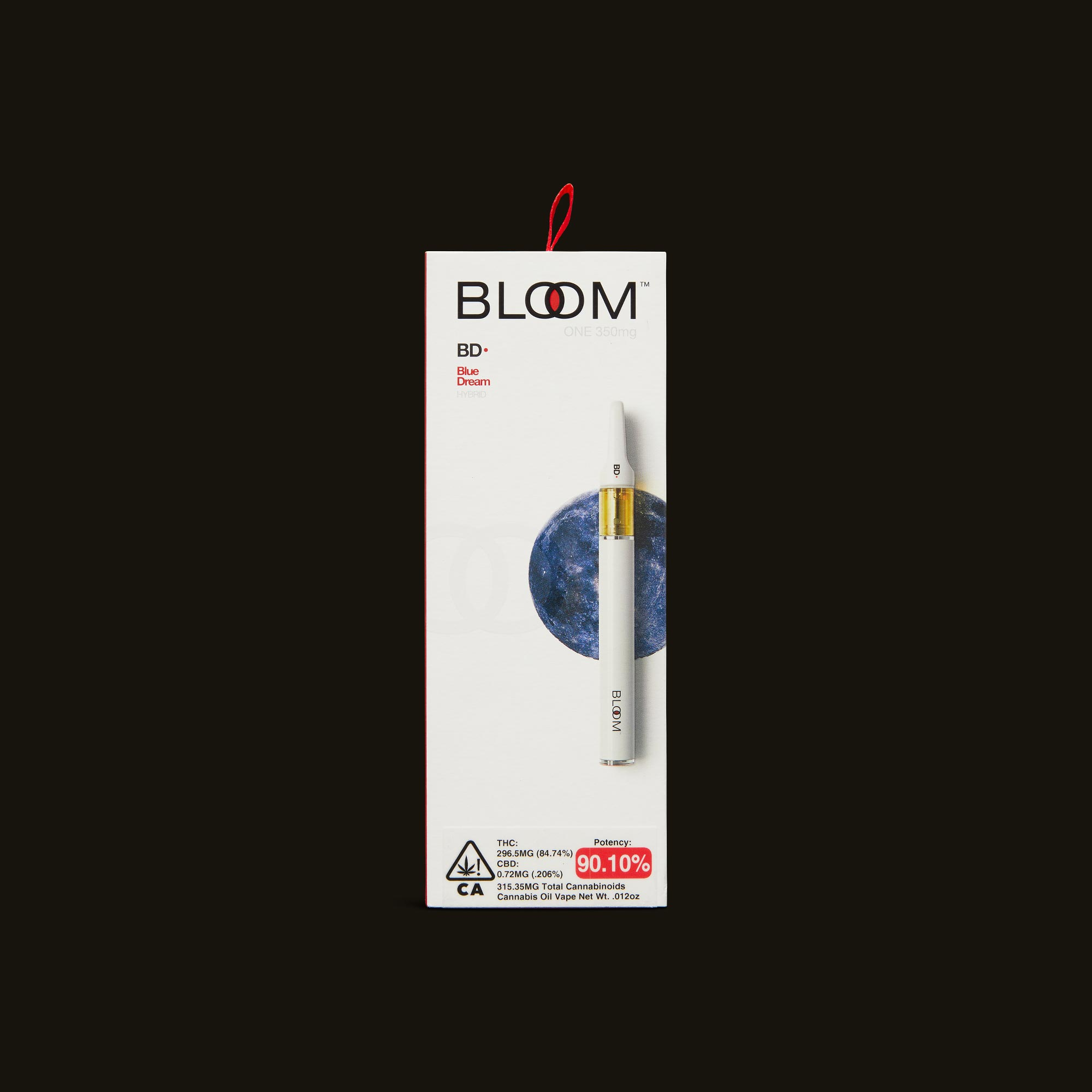 Blue Dream Bloom One - 350mg disposable pen