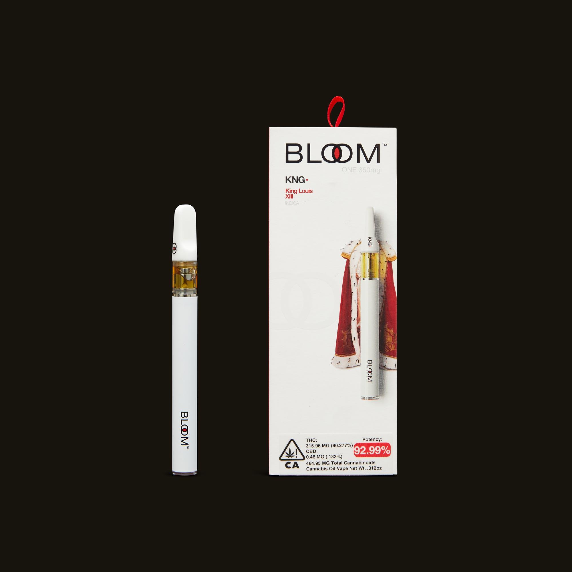 Bloom Brands King Louis XIII Bloom One