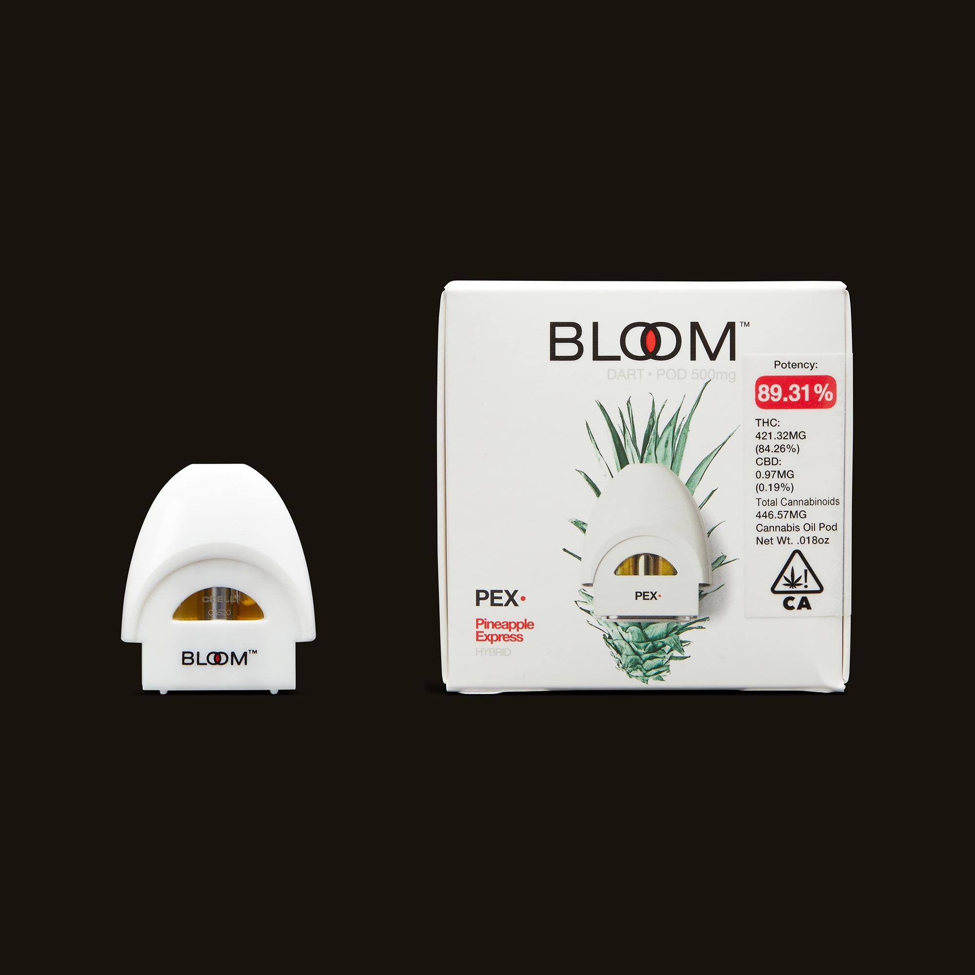 Bloom Brands Pineapple Express Dart Pod