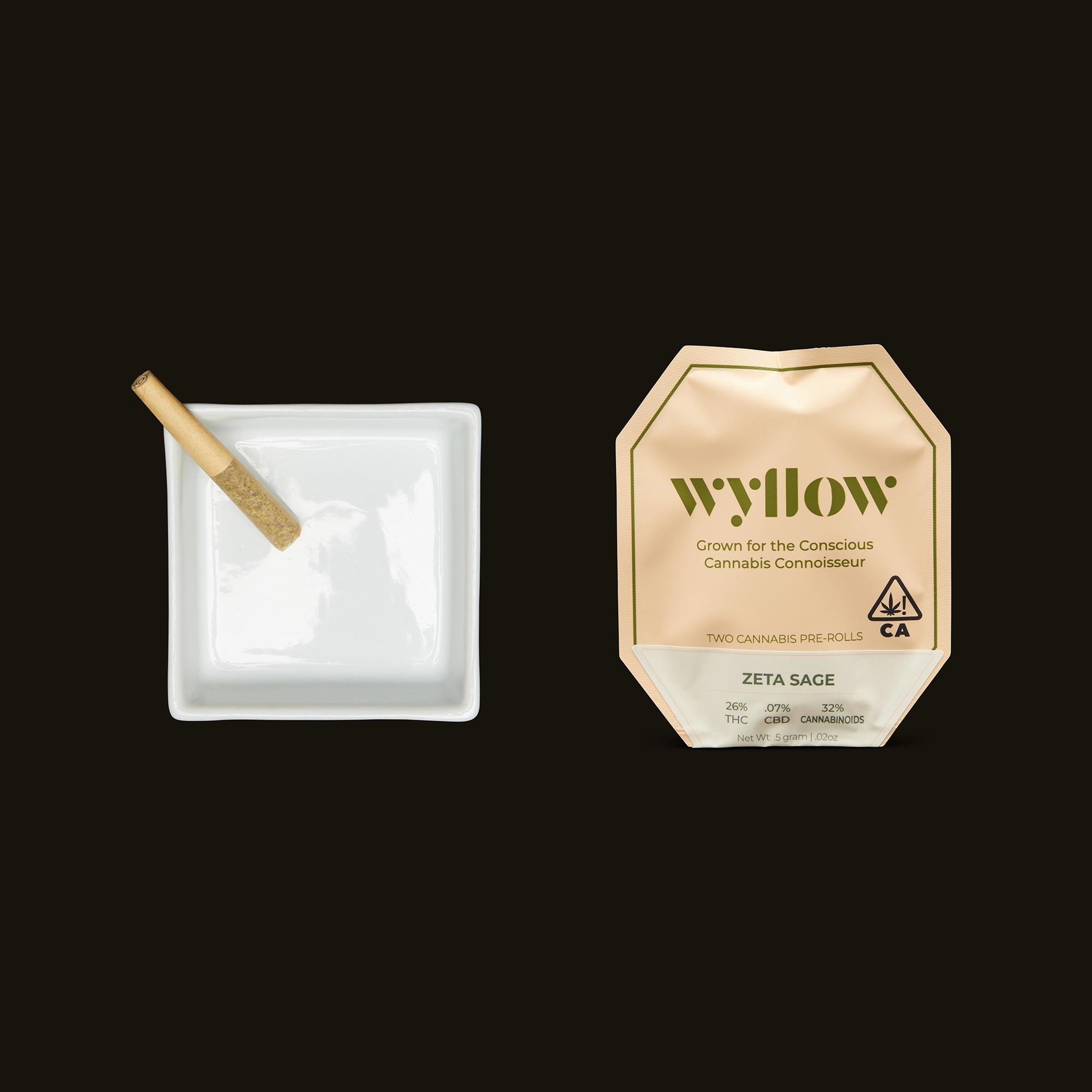 Wyllow Zeta Sage Pre-Rolls